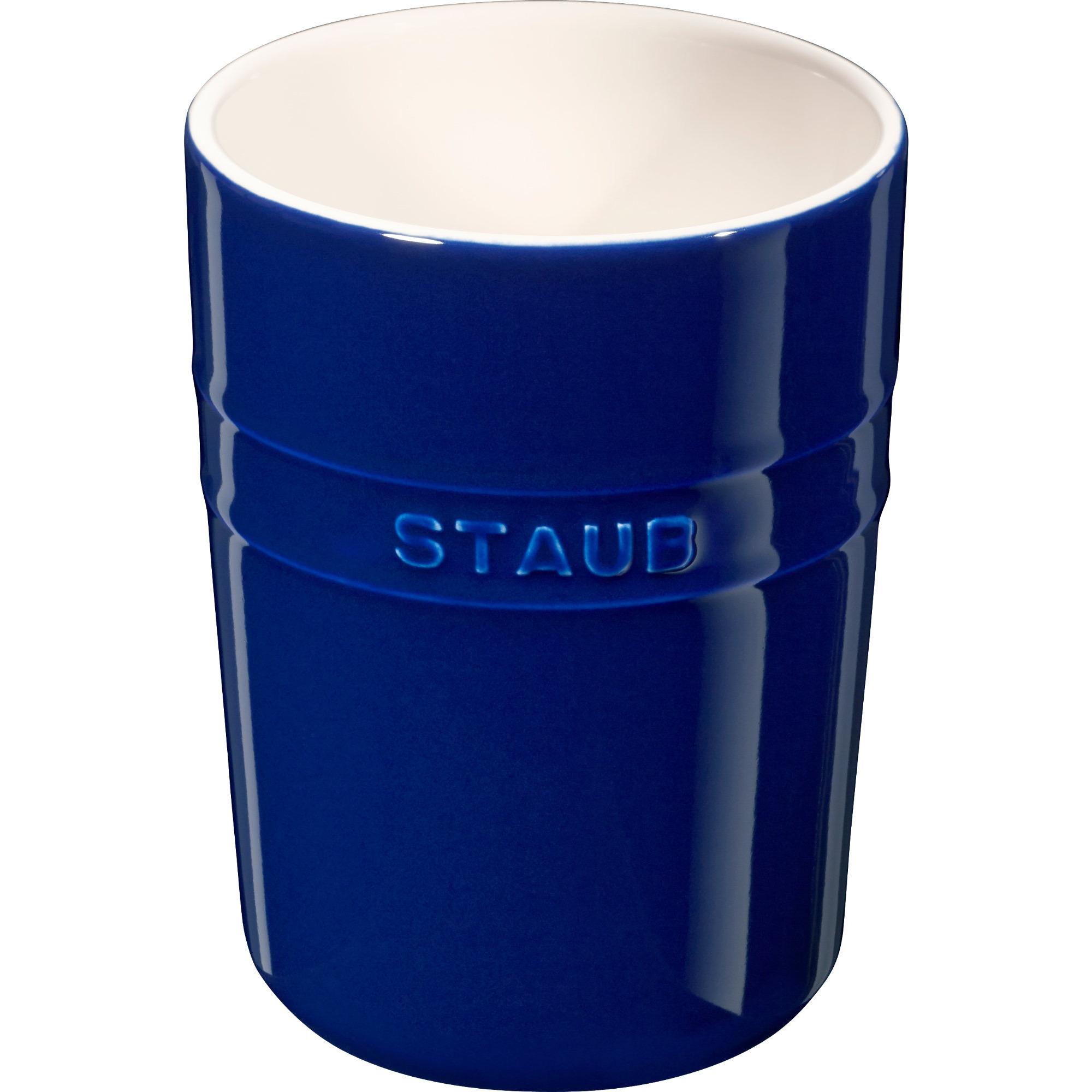 Staub Ceramic Redskapskrus Blå 11 cm 09 l