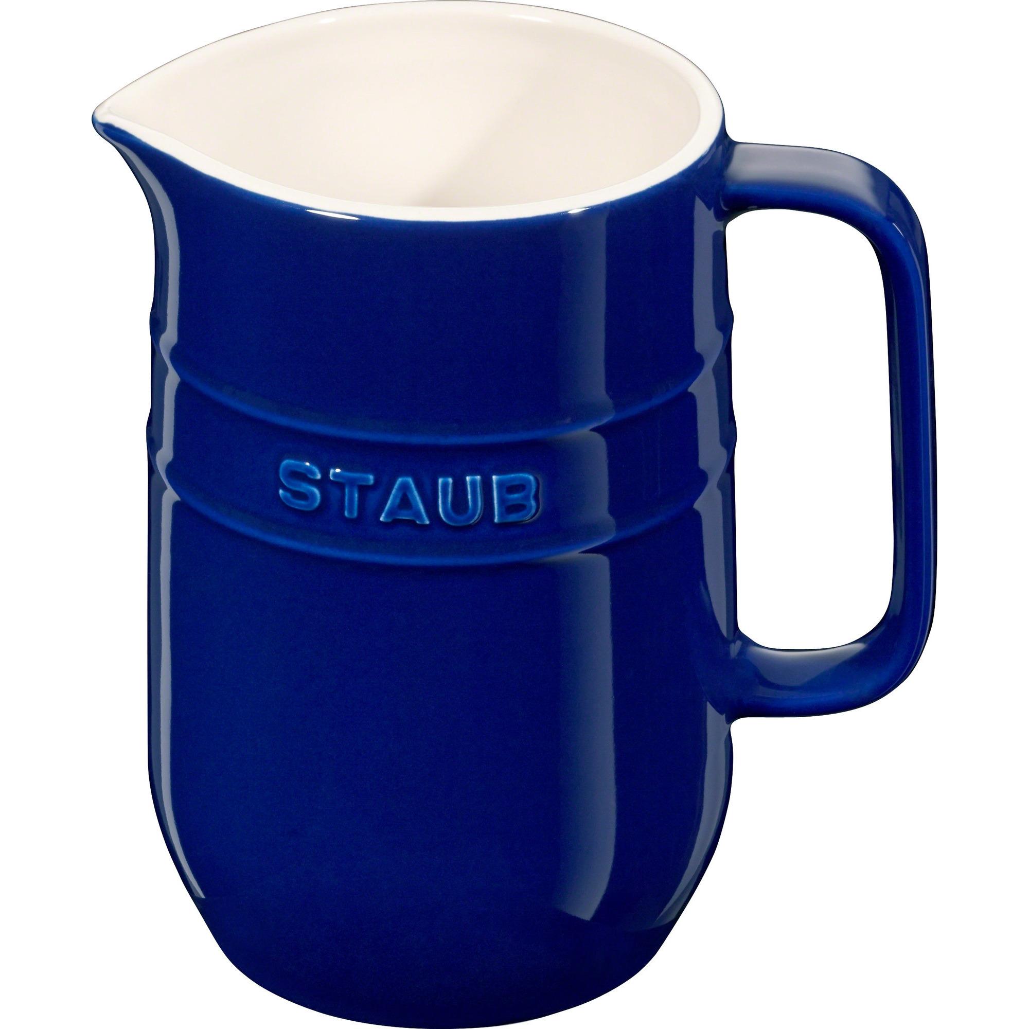 Staub Kanna 1 liter Blå