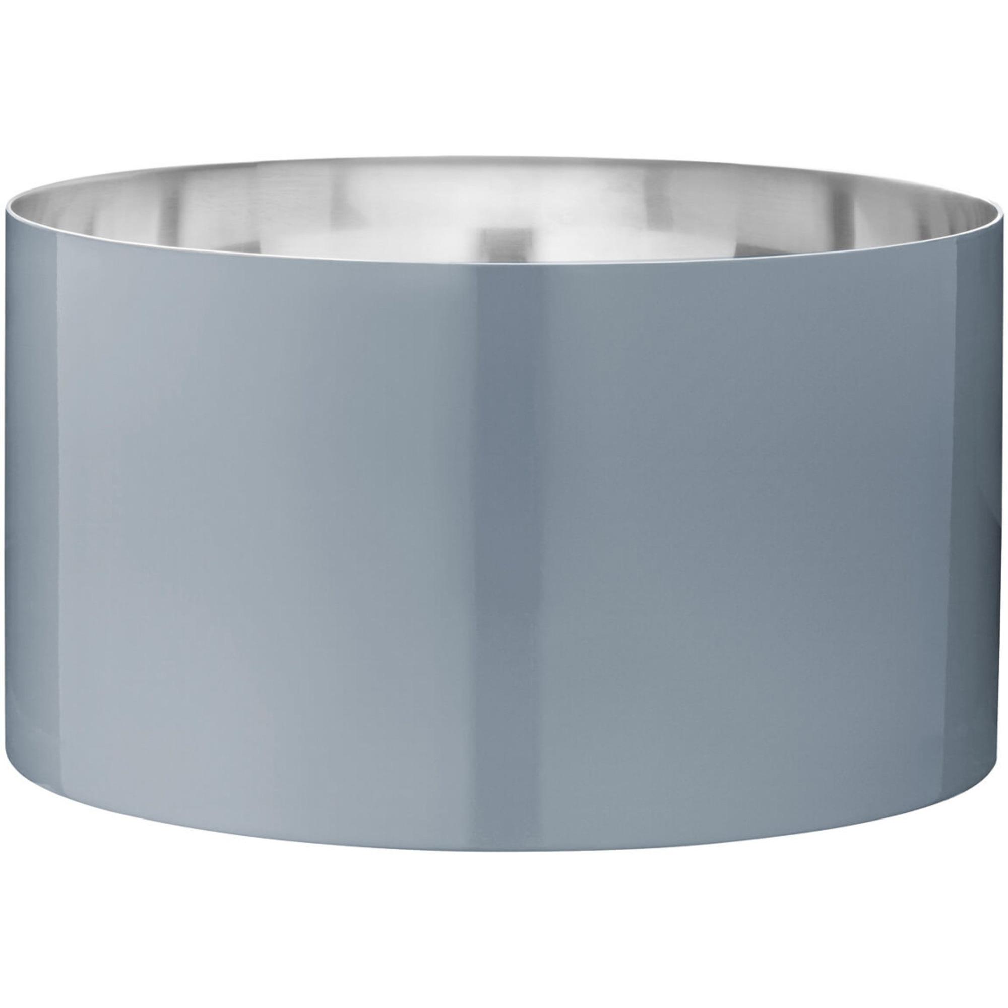 Stelton Cylinda-line 50 års Jubileum Salladsskål24 cm Smokey Blue