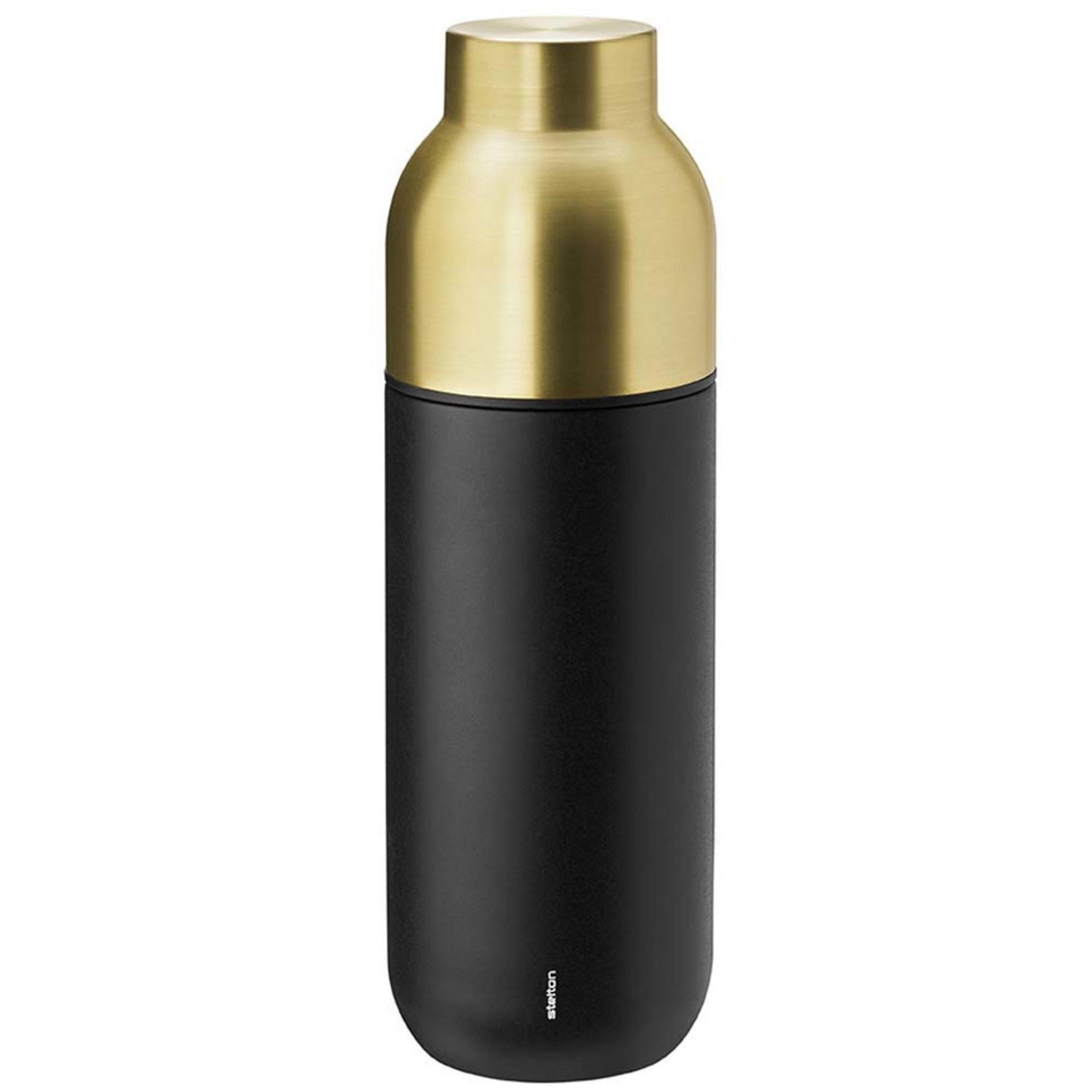 Stelton Collar Termoflaska 075 liter Svart