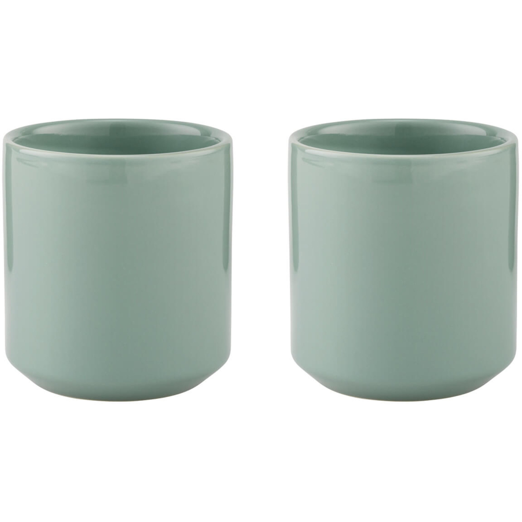 Stelton Core Termosmuggar 2-pack Dusty Green