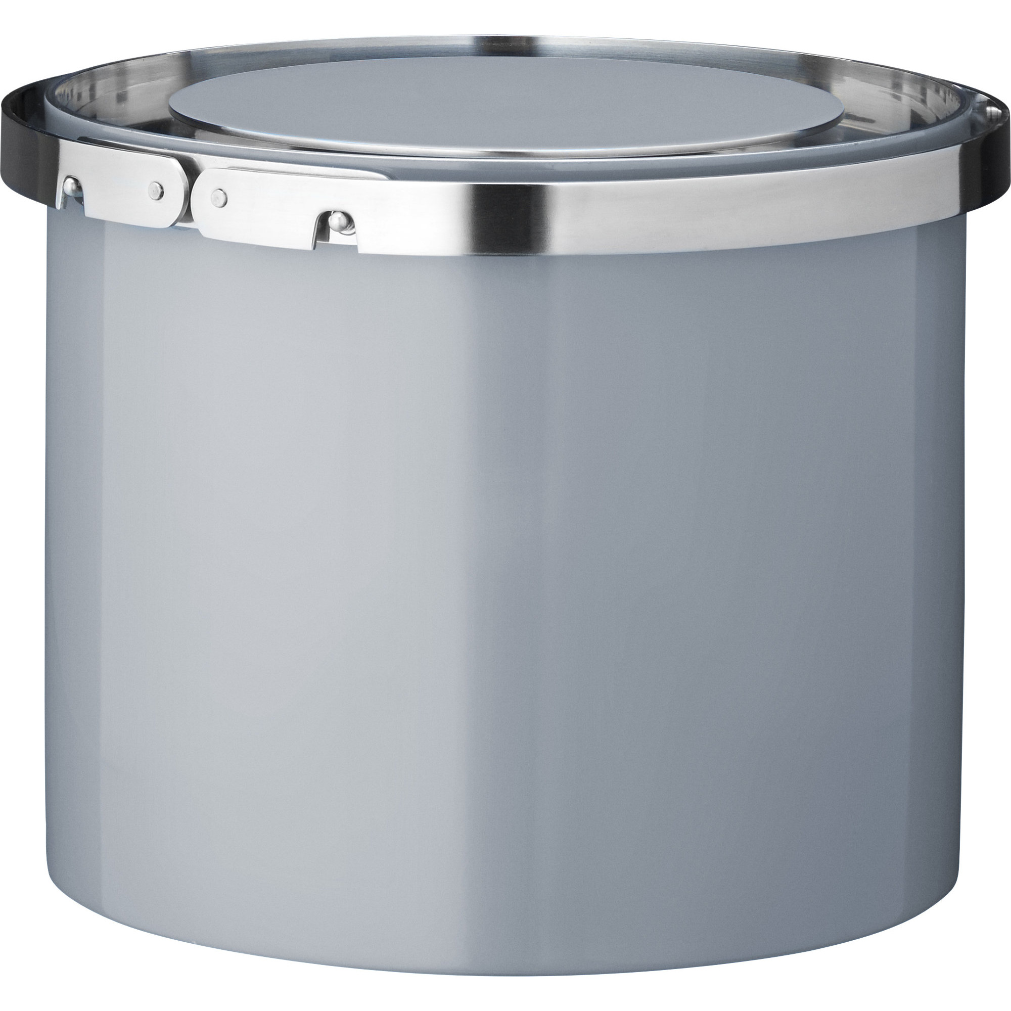 Stelton Cylinda-line 50 års JubileumIshink 1 liter Smokey Blue
