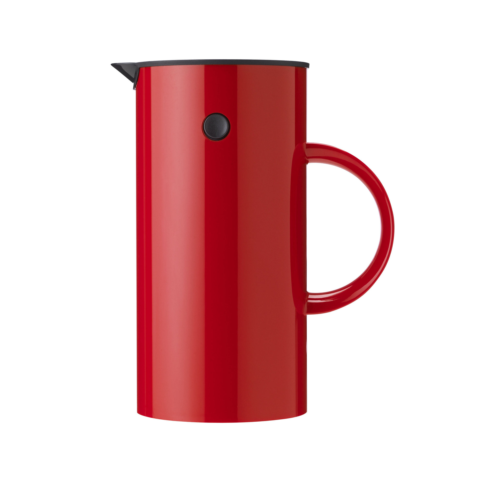 Stelton EM Kaffepress 8 koppar – röd