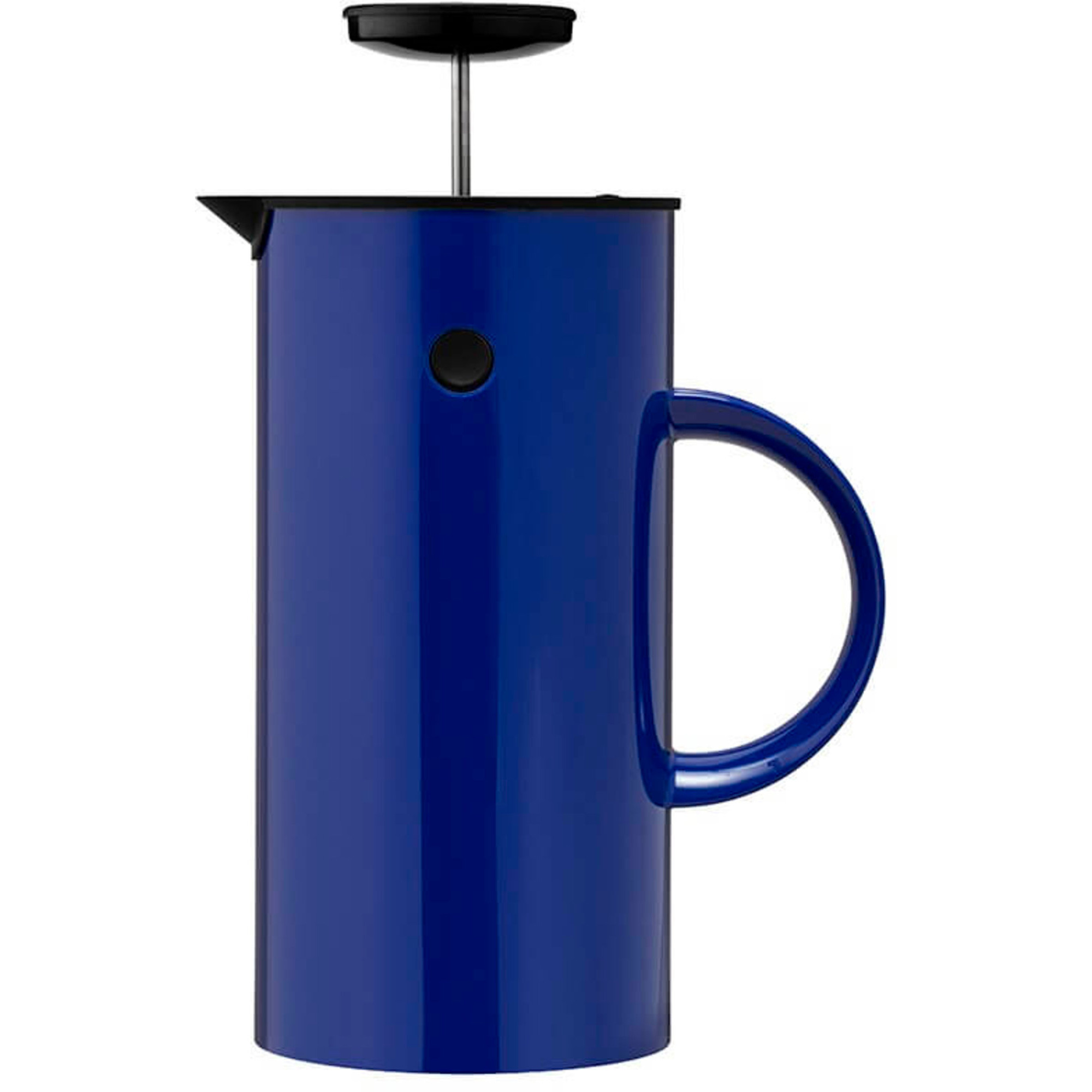 Stelton EM Presskanna Te 1 liter Ultramarine