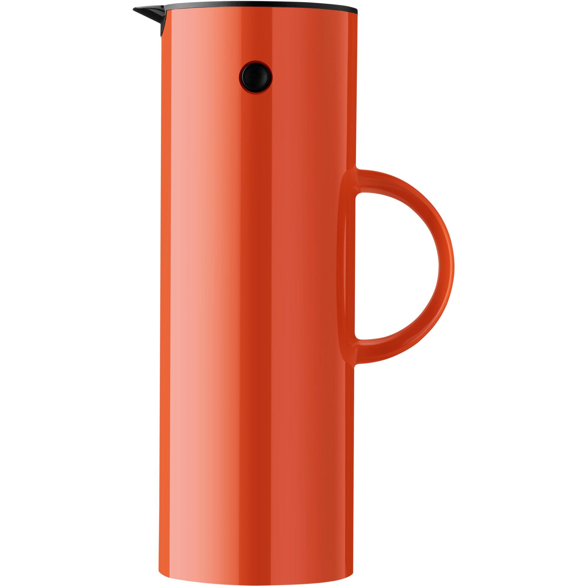 Stelton EM77 termoskanna 1 liter – steel – rosehips