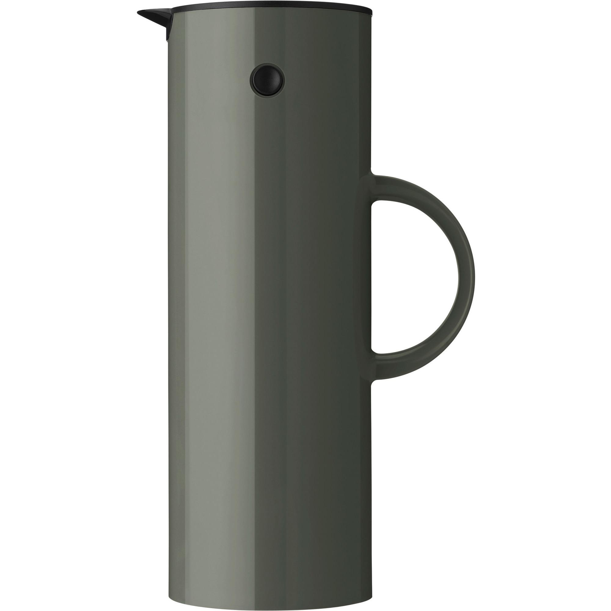 Stelton EM77 termoskanna 1 liter – dark forest