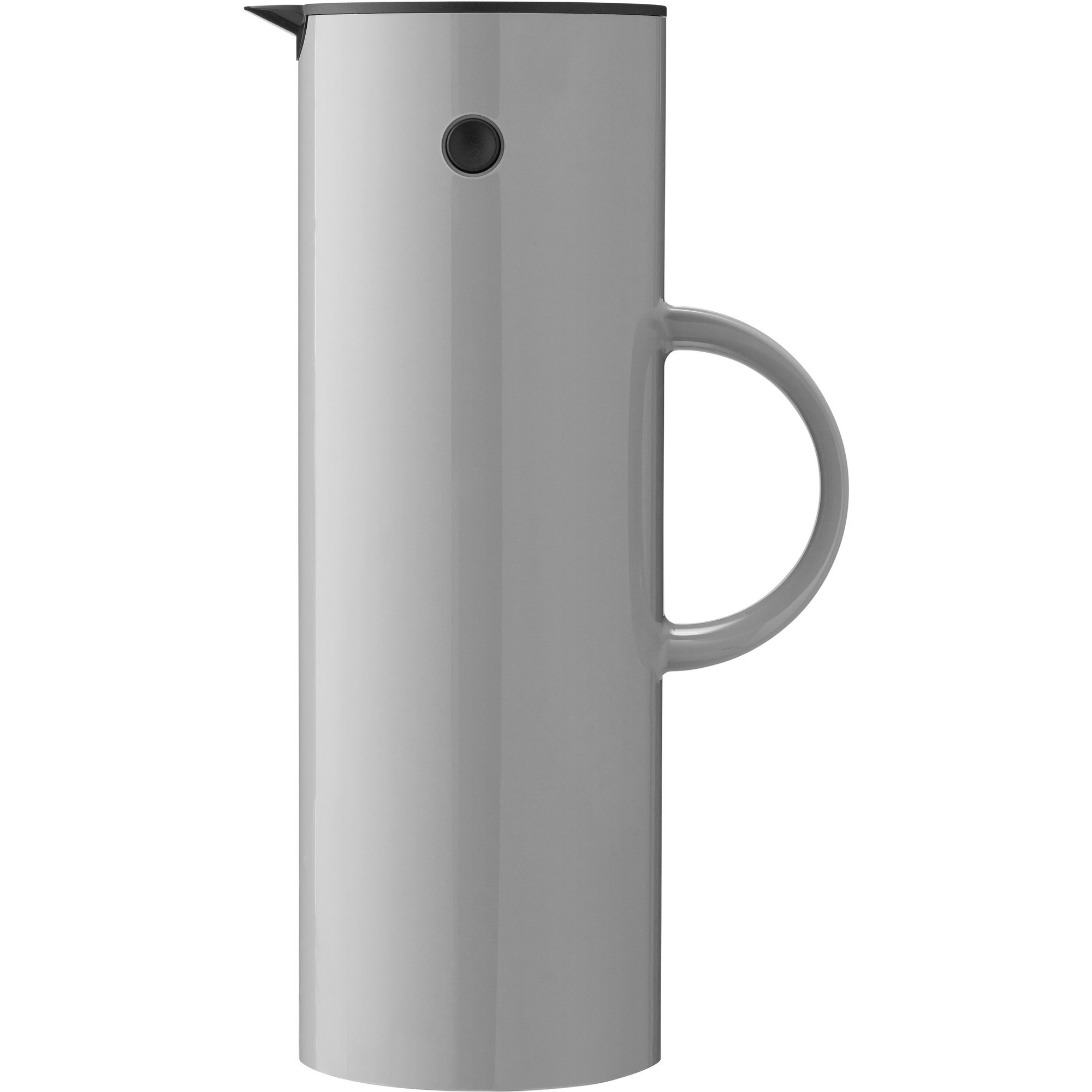 Stelton EM77 termoskanna 1 liter – light grey