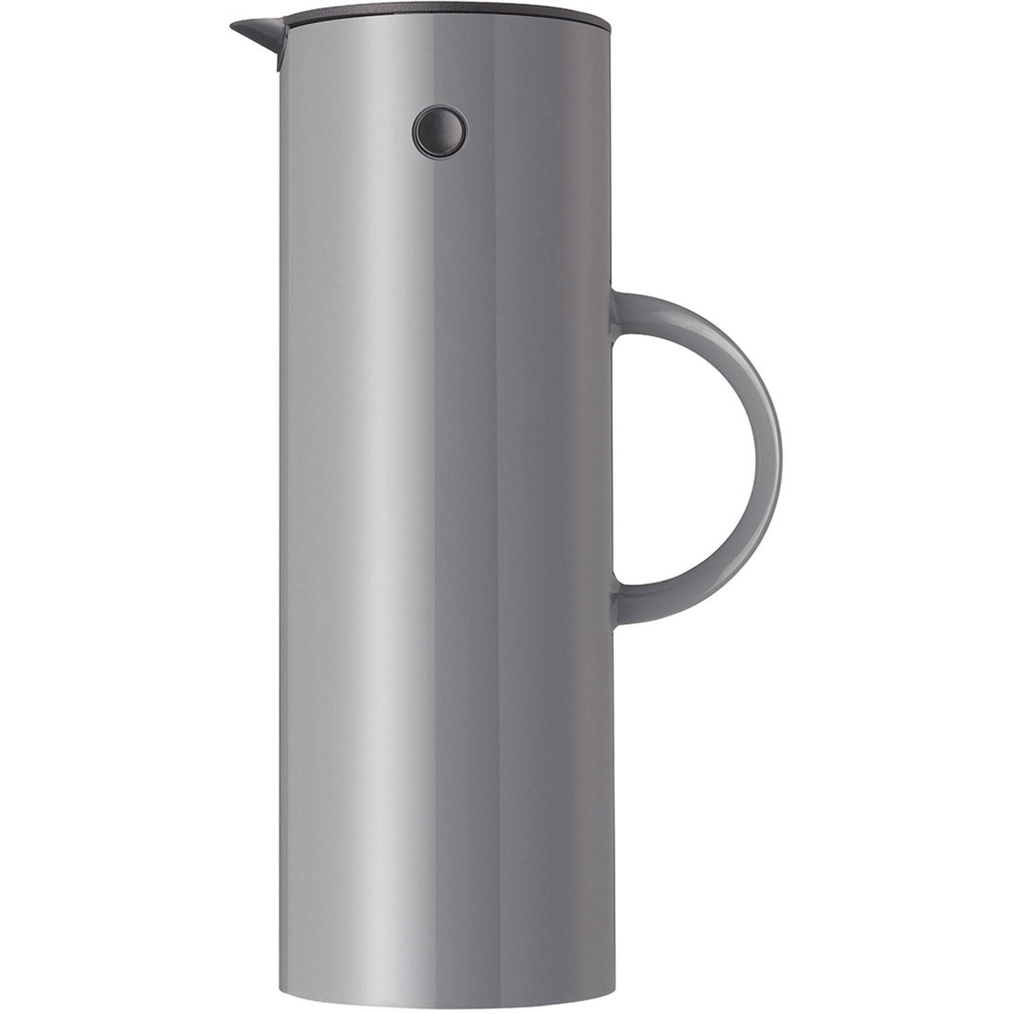Stelton EM77 Termoskanna 1 liter – ABS Granit