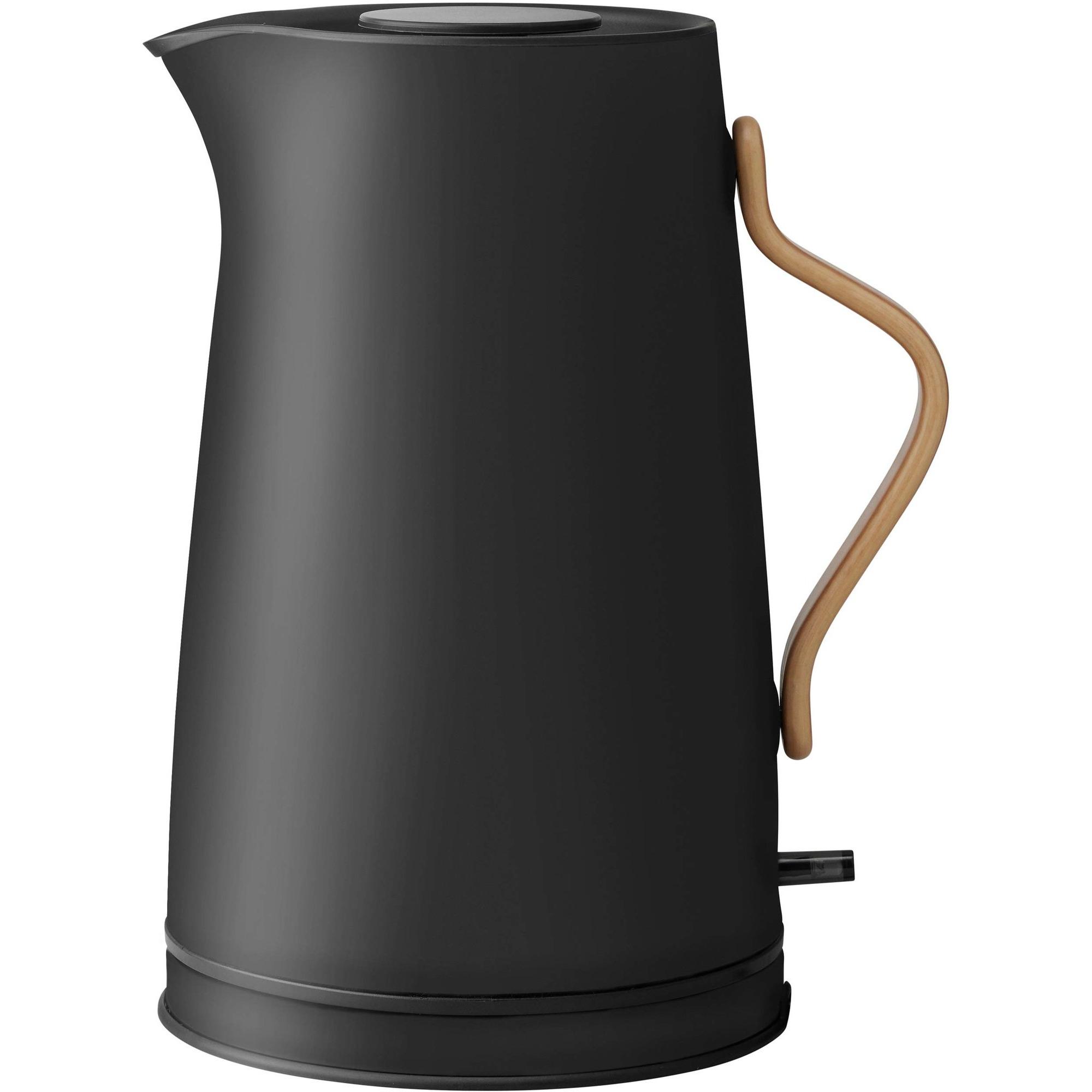 Stelton Emma vattenkokare 12 liter matt svart