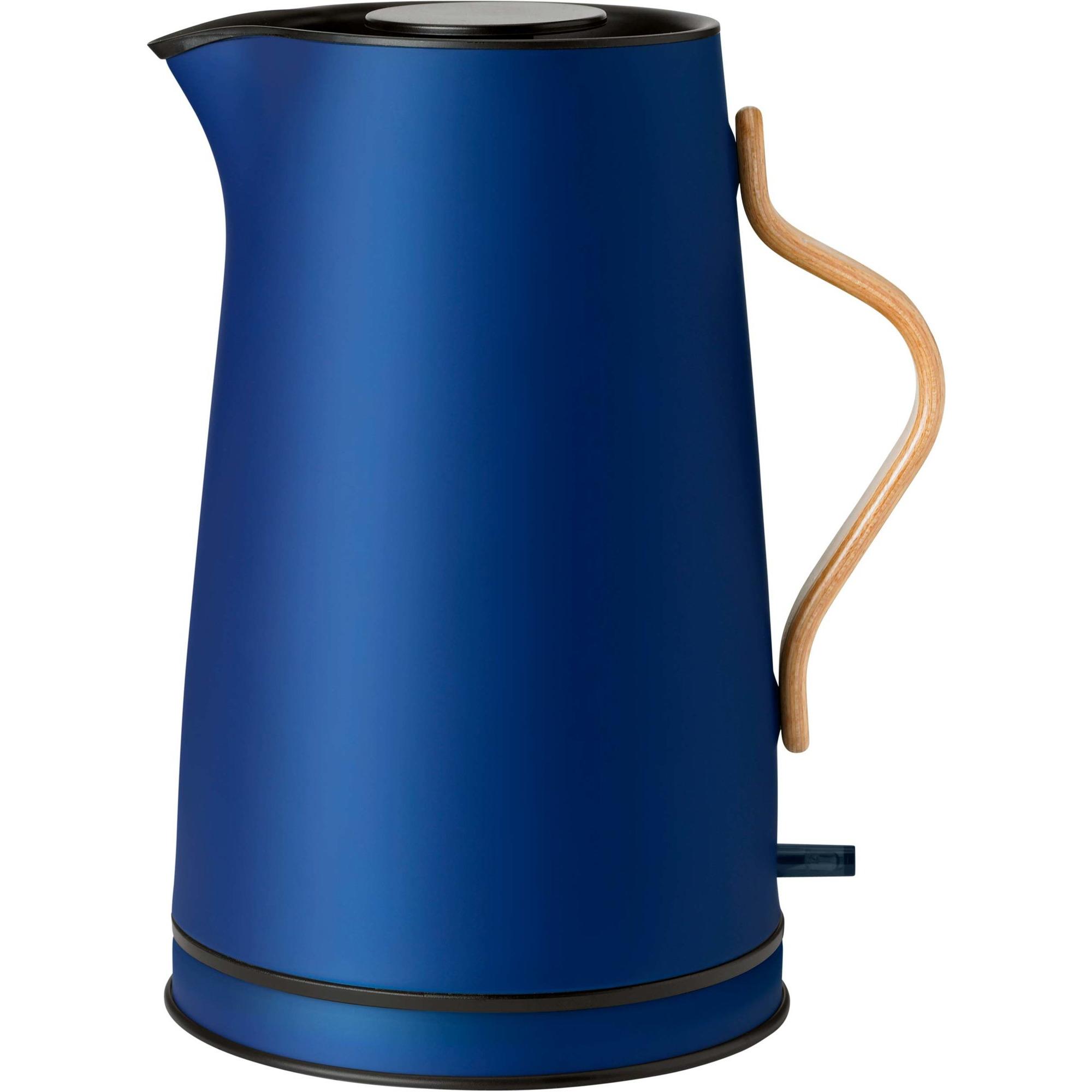 Stelton Emma vattenkokare 12 liter mörk blå