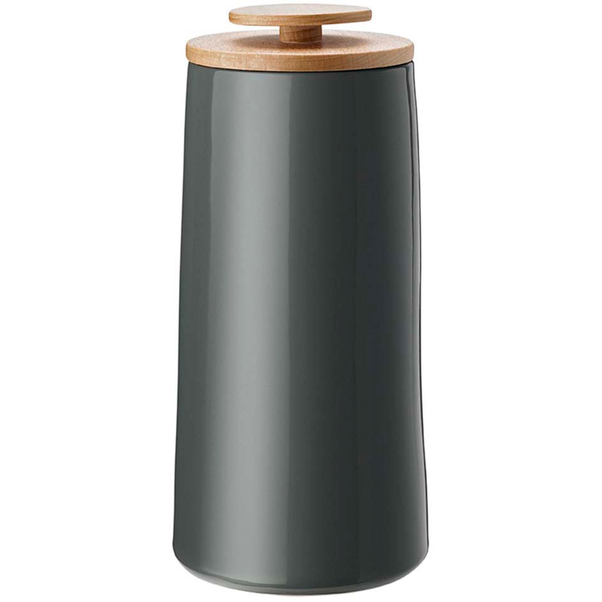 Stelton Emma Kaffebehållare/förvaringsburk 500 g Mörkgrå