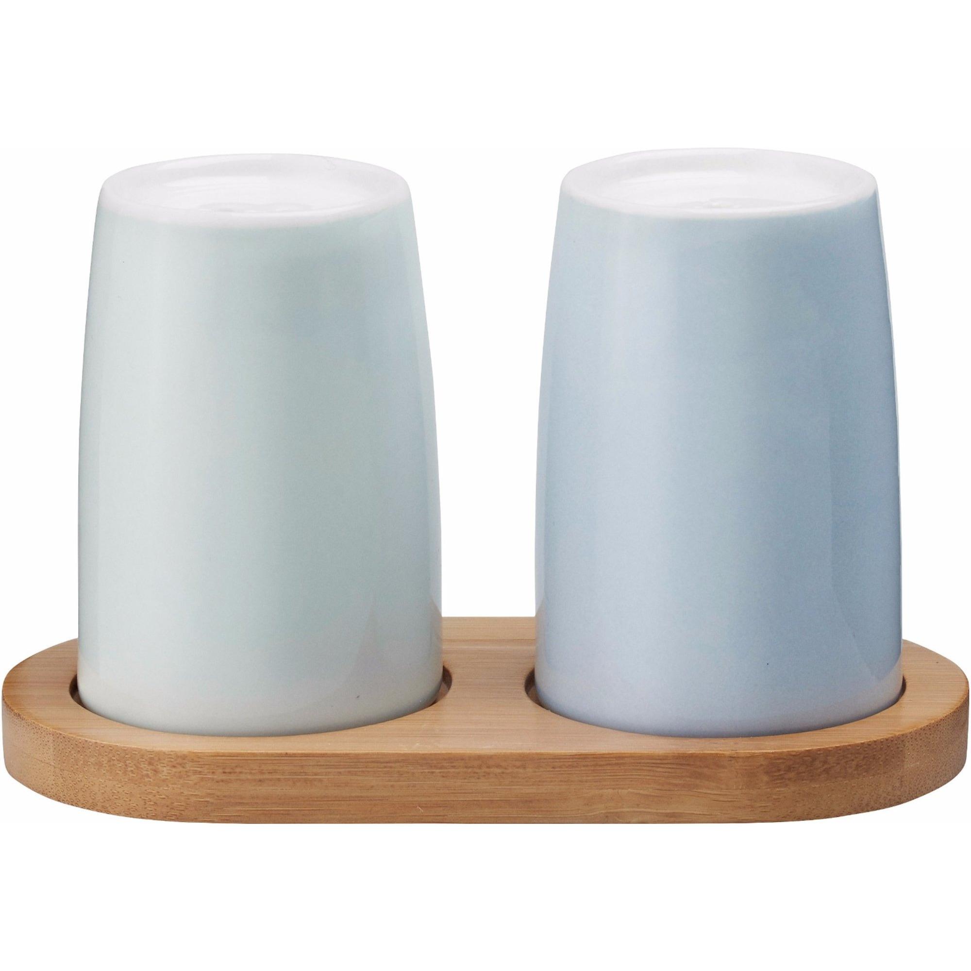 Stelton Emma Salt- & Pepparset – Blå