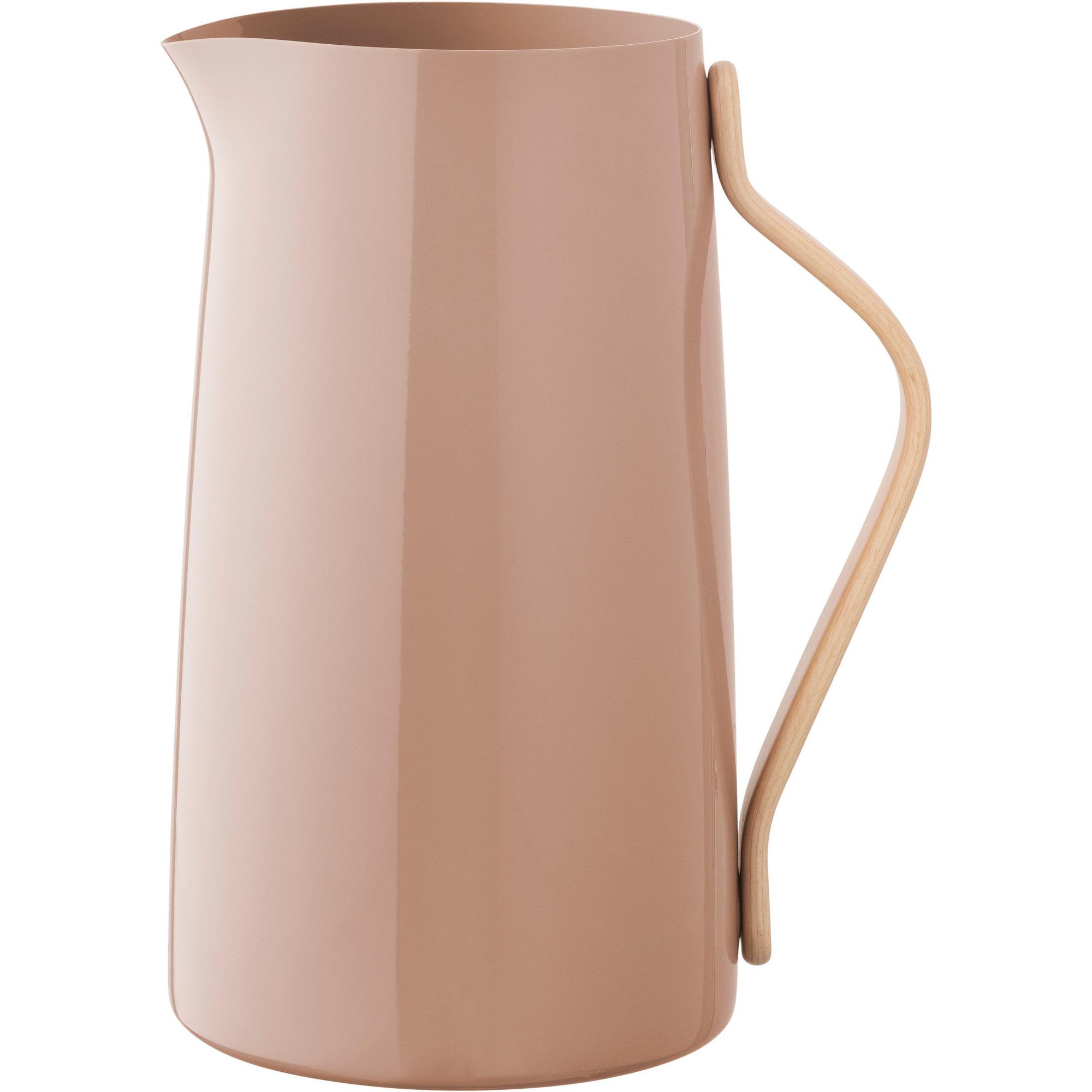 Stelton Emma Serveringskanna 2 liter Terrakotta