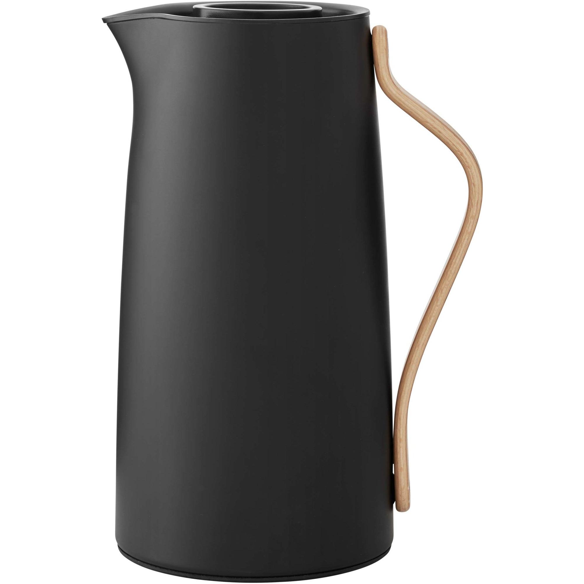 Stelton Emma Termoskanna Kaffe 12 l Matt svart