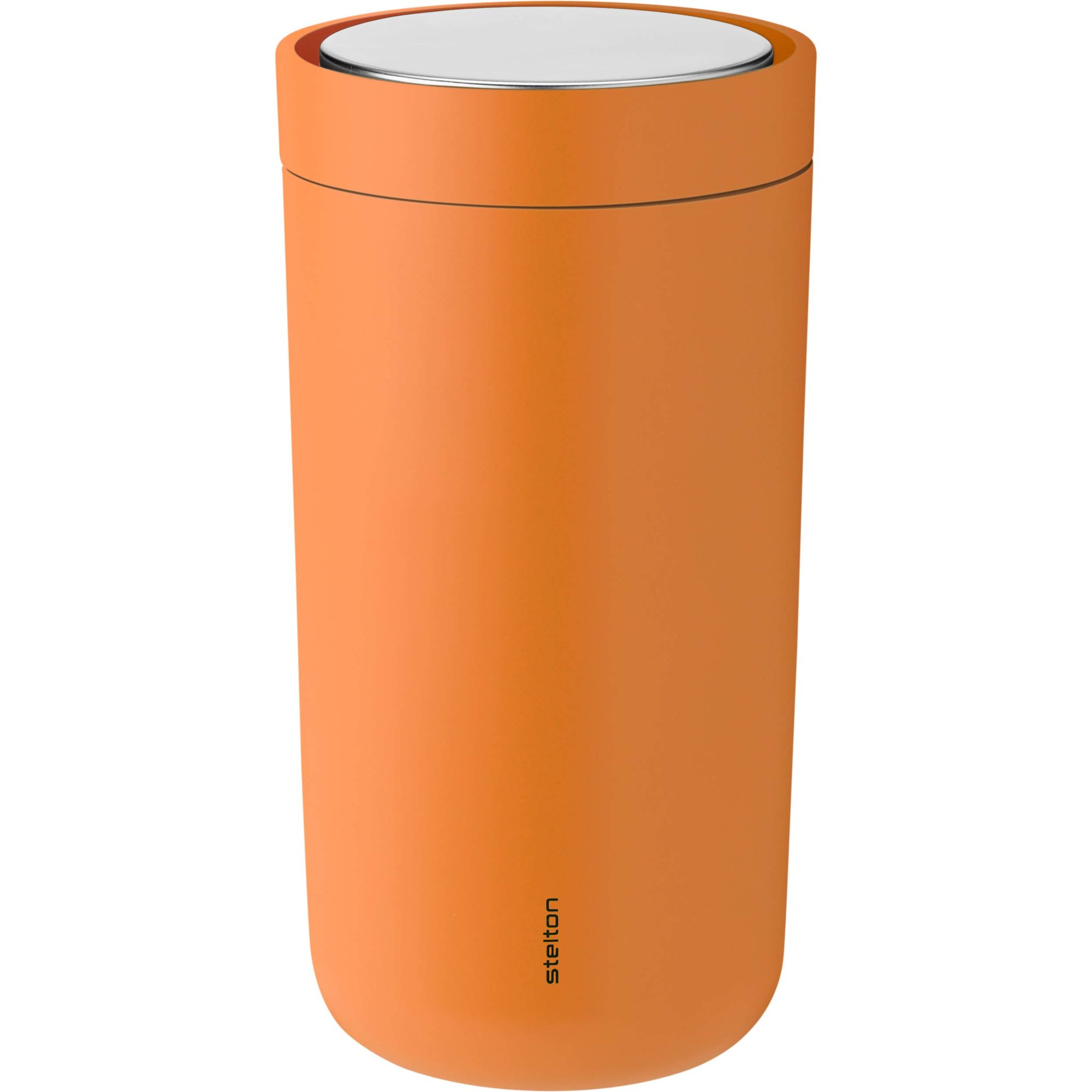 Stelton To Go Click termoskopp 02 liter pastell orange