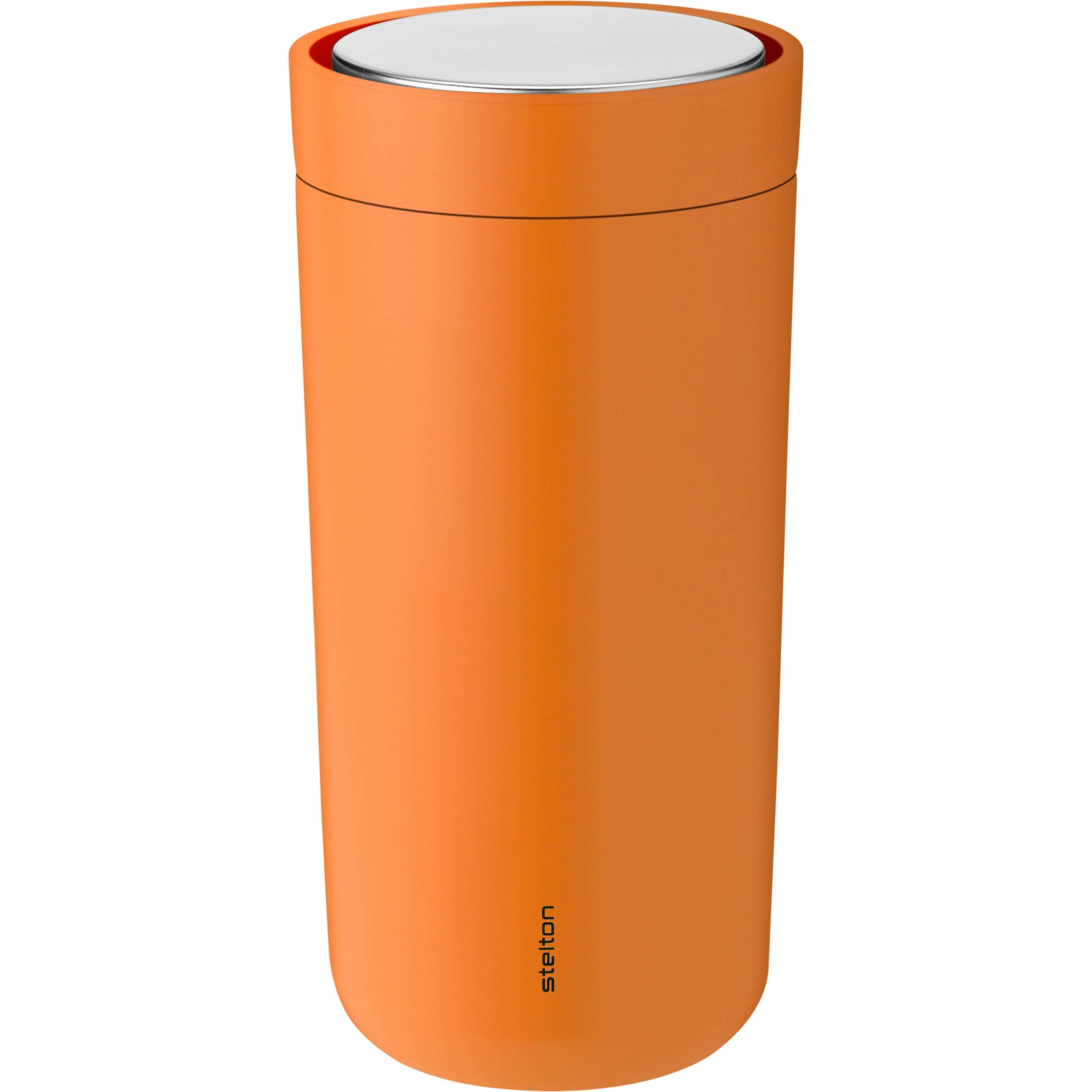 Stelton To Go Click termoskopp 04 liter pastell orange
