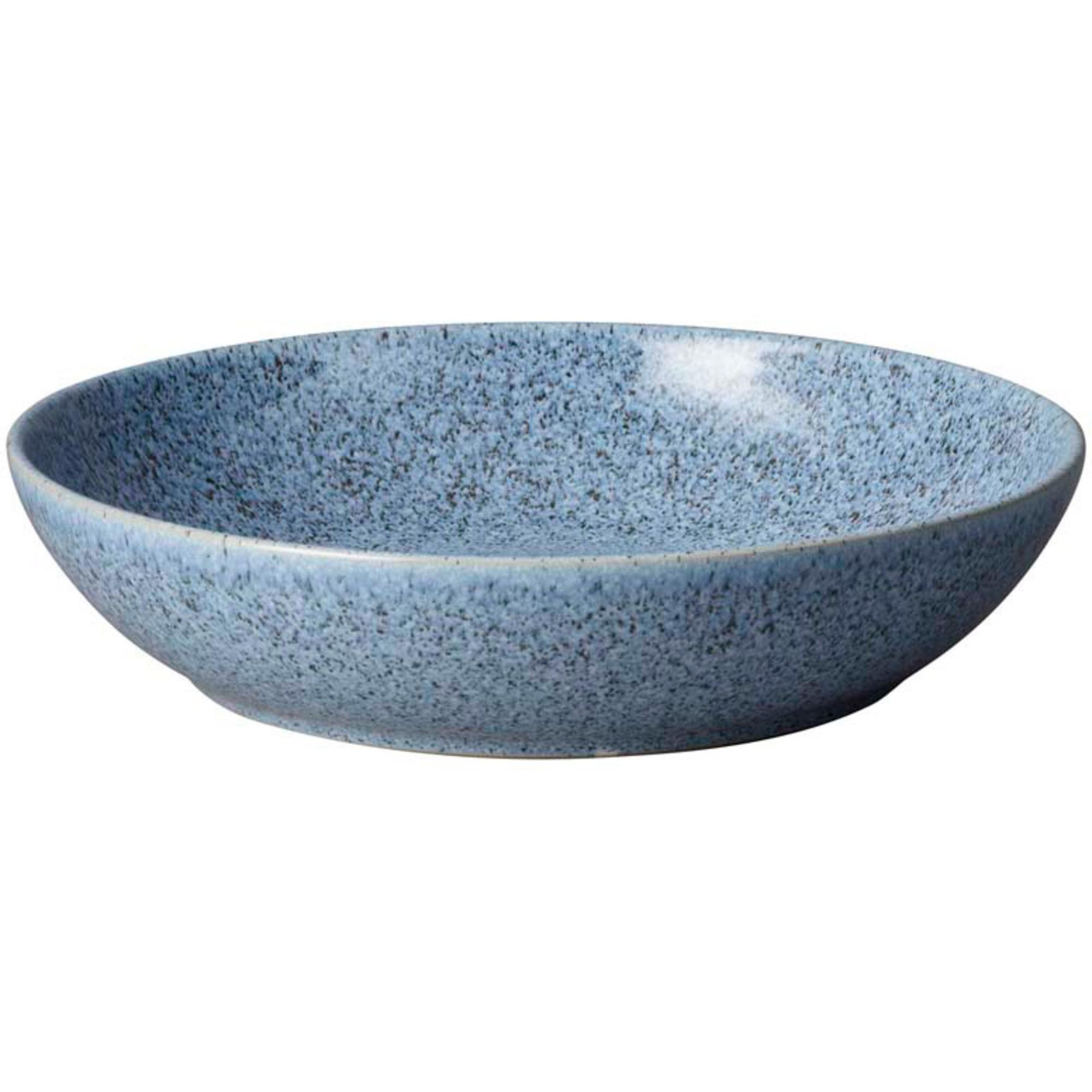 Denby Studio Blue Pastaskål 22 cm Flint