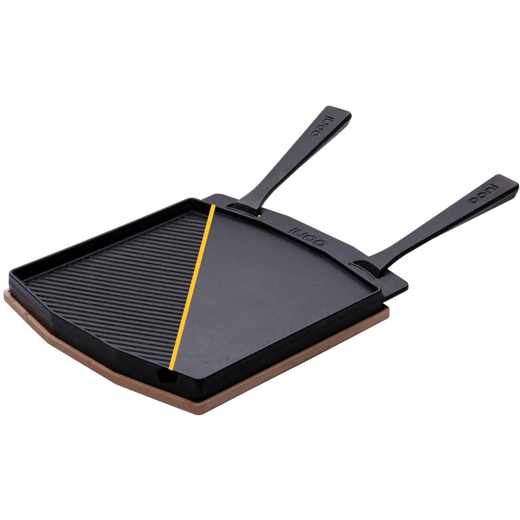 Ooni Dubbelsidig grillplatta