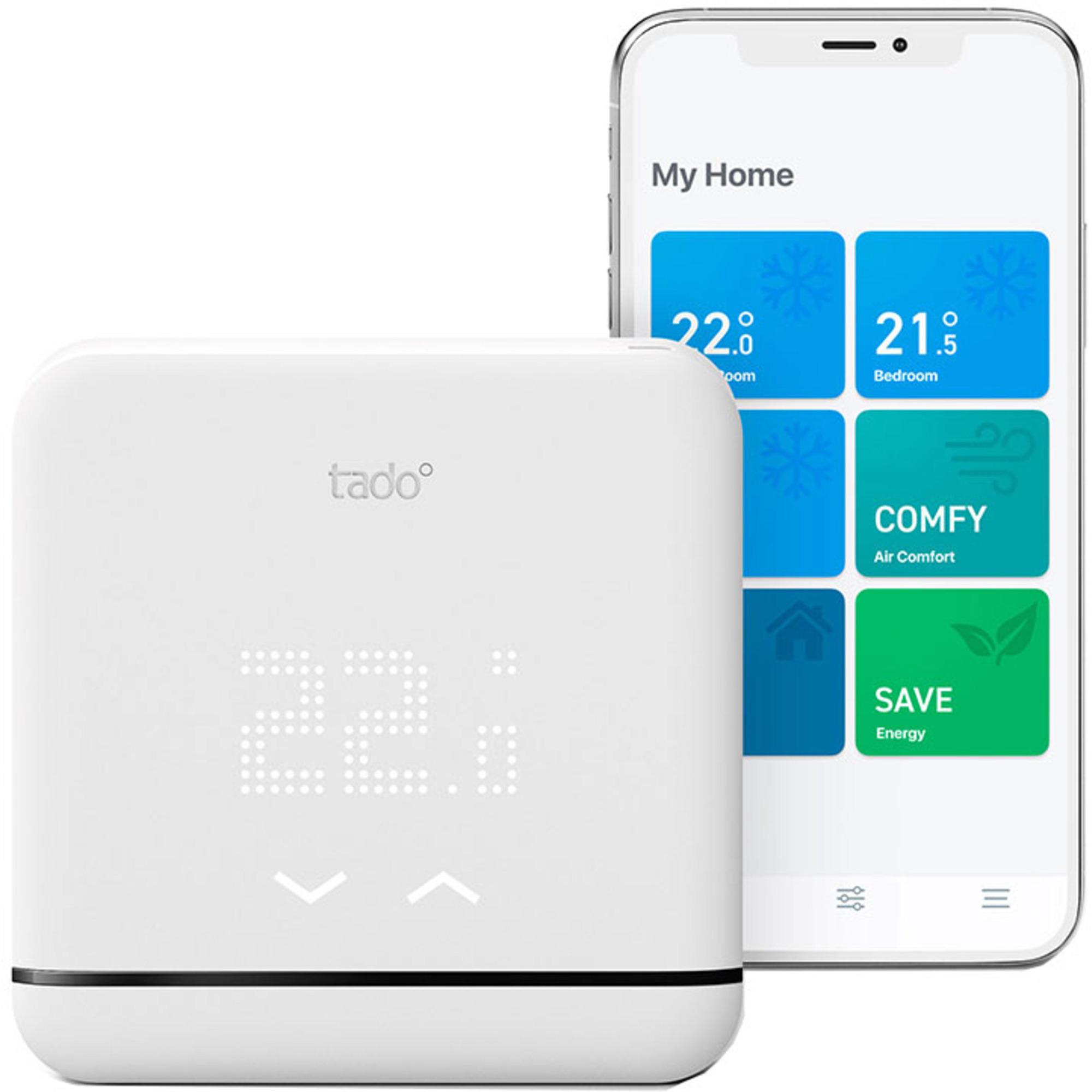 Tado Värmepump & Aircondition kontroll V3+