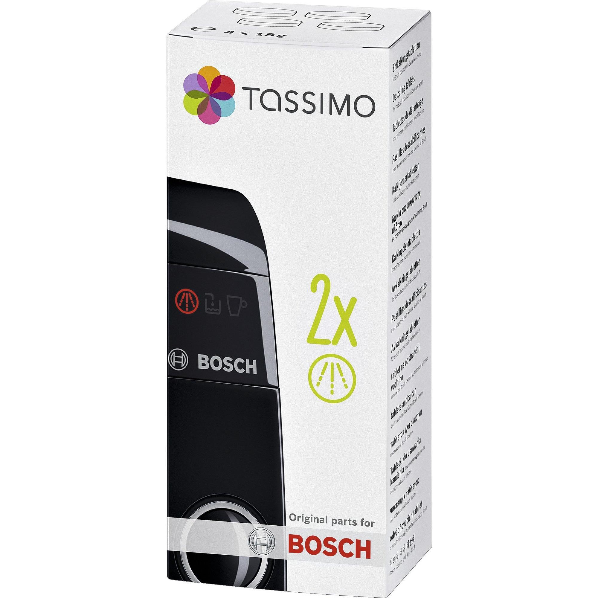 Bosch TCZ6004 afkalkningstabletter