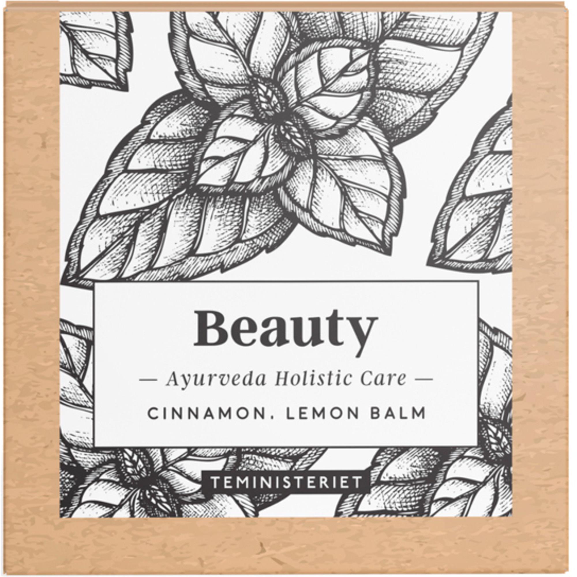 Teministeriet Ayurveda Beauty tepåsar 100 g.