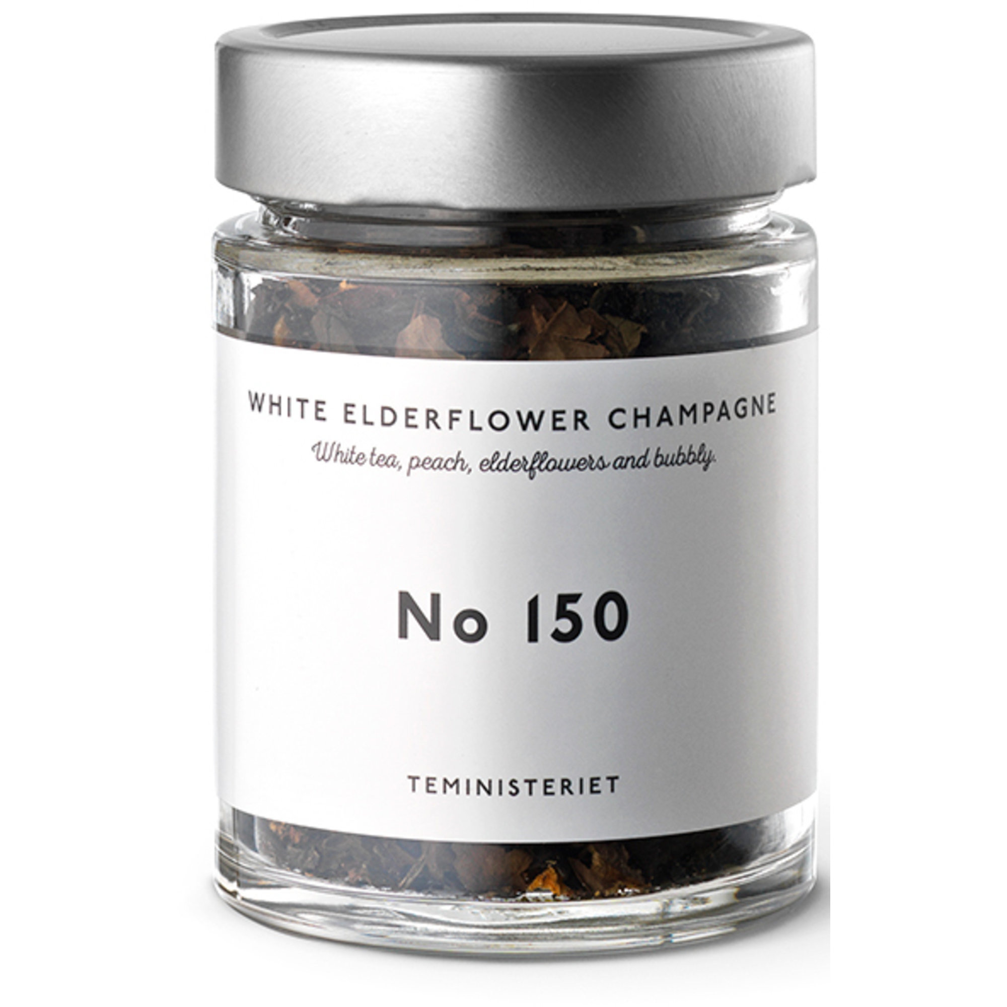 Teministeriet No. 150 White Elderflower Champagne te
