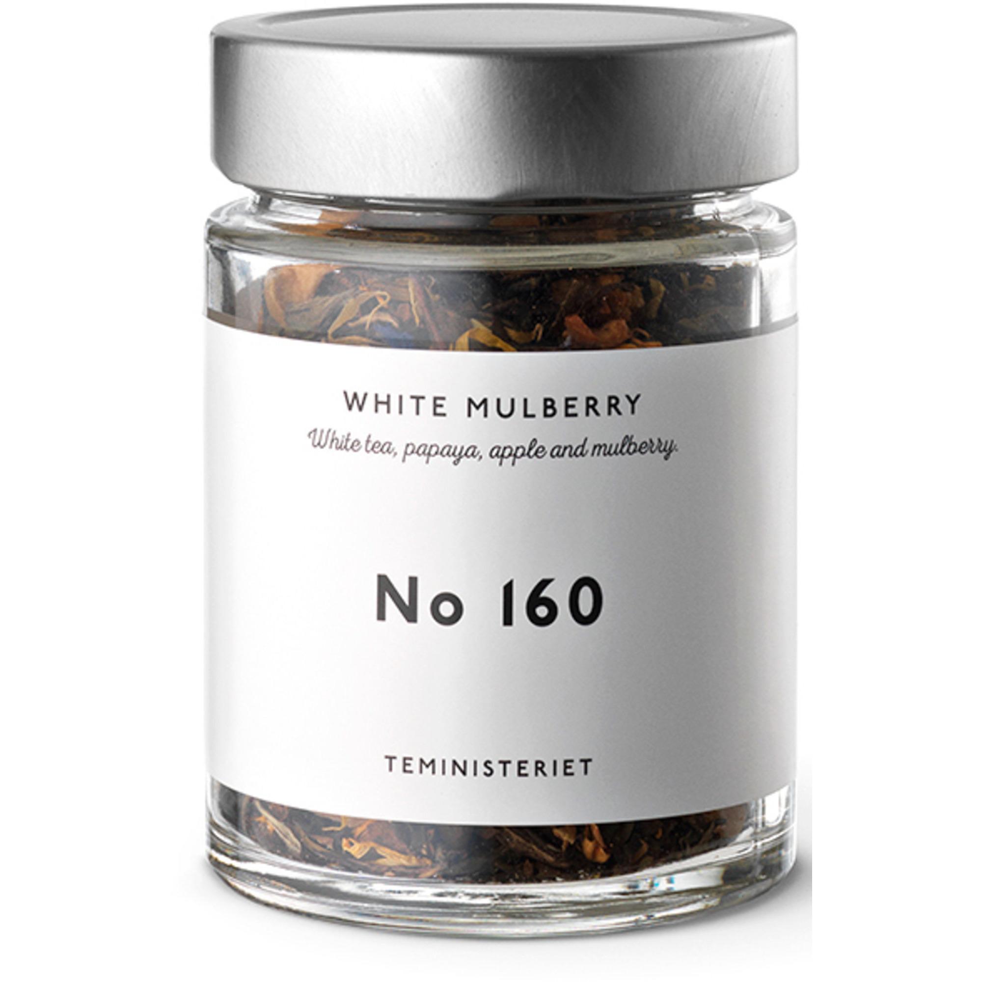 Teministeriet No. 160 White Mulberry te