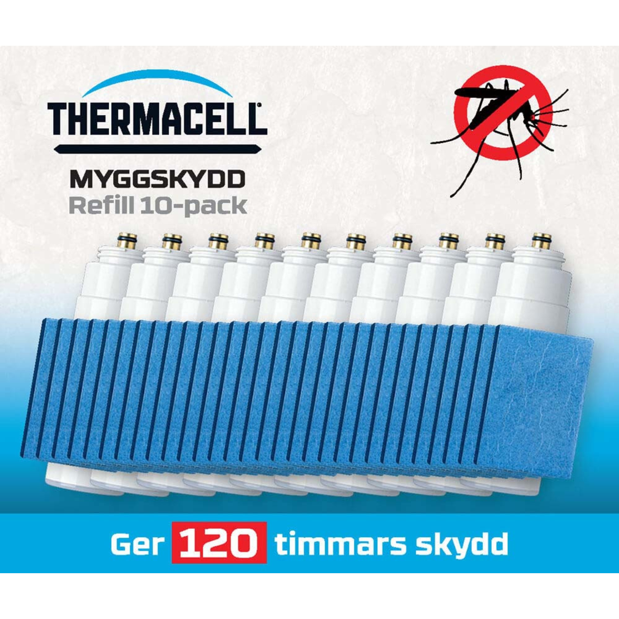 Thermacell Refill-pack 10 st