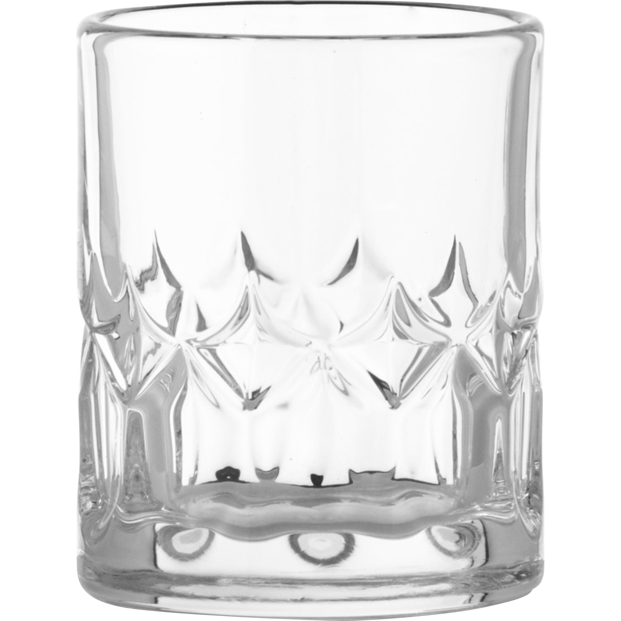Normann Copenhagen Spirit Glas 9 cl 2 St Klar