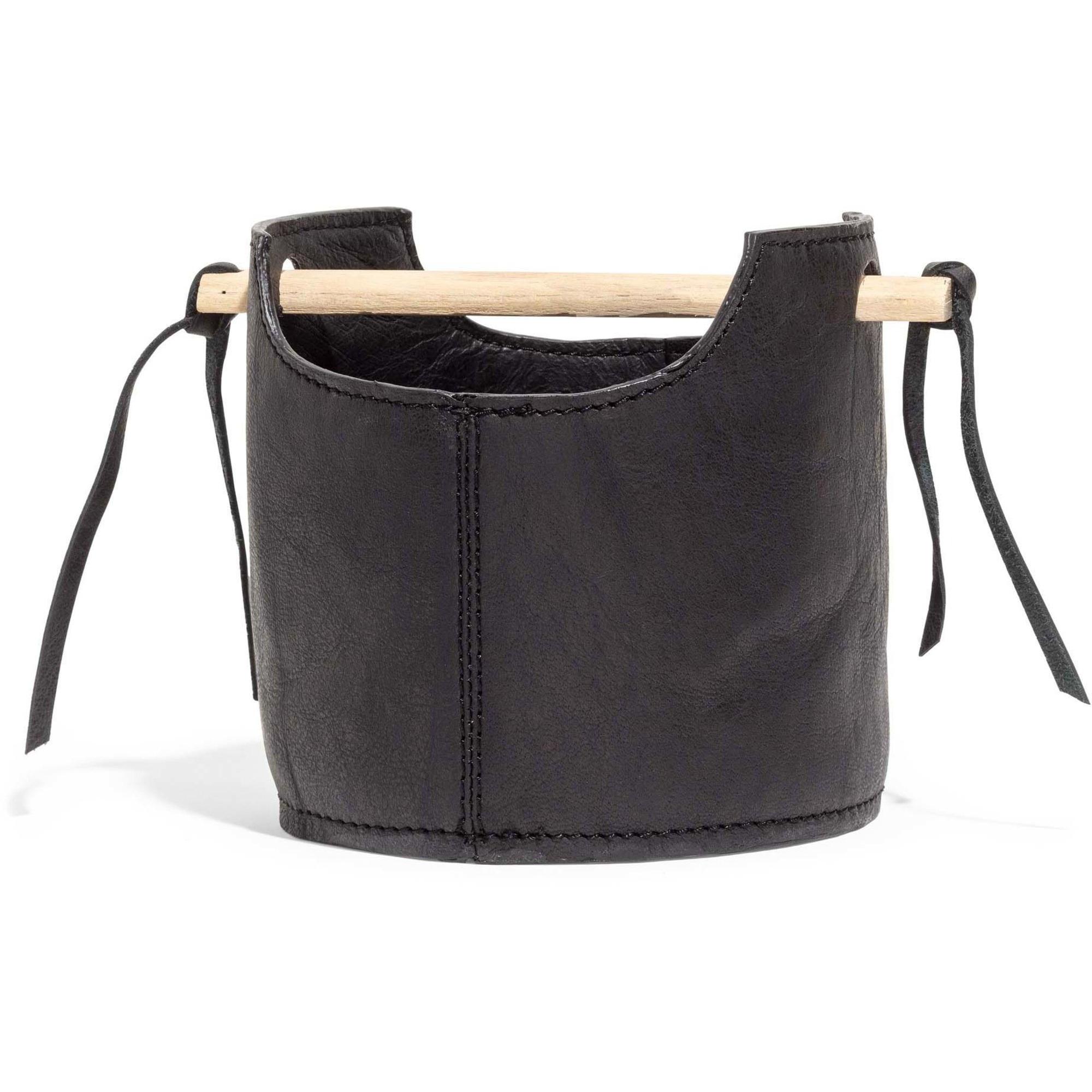 Top Drawer Bestickhållare TORRIDON läder black
