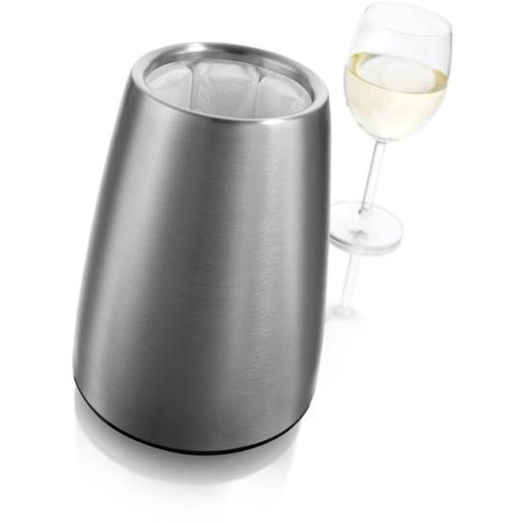 Vacu Vin Active Elegant vinkylare rostfri