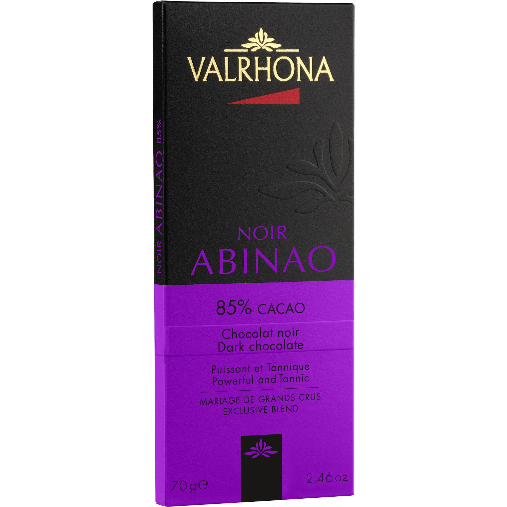 Valrhona Abinao 85% 70g