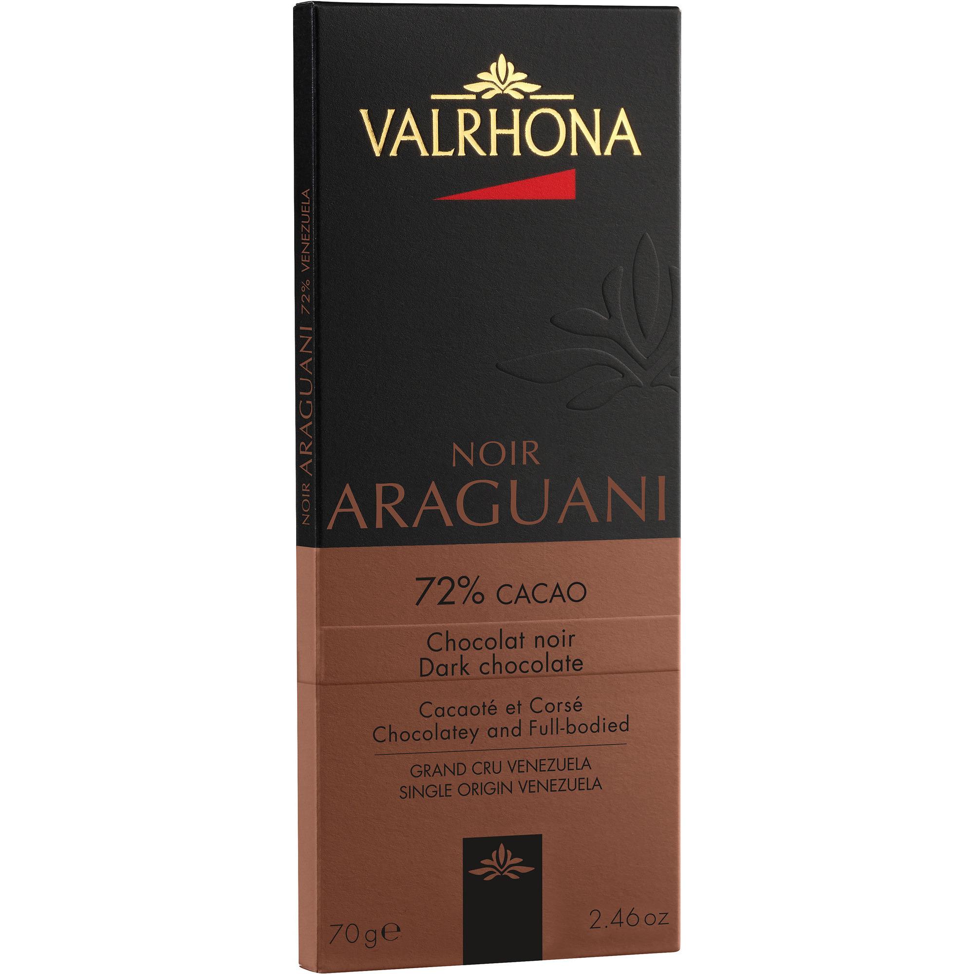 Valrhona Araguani 72% 70 g