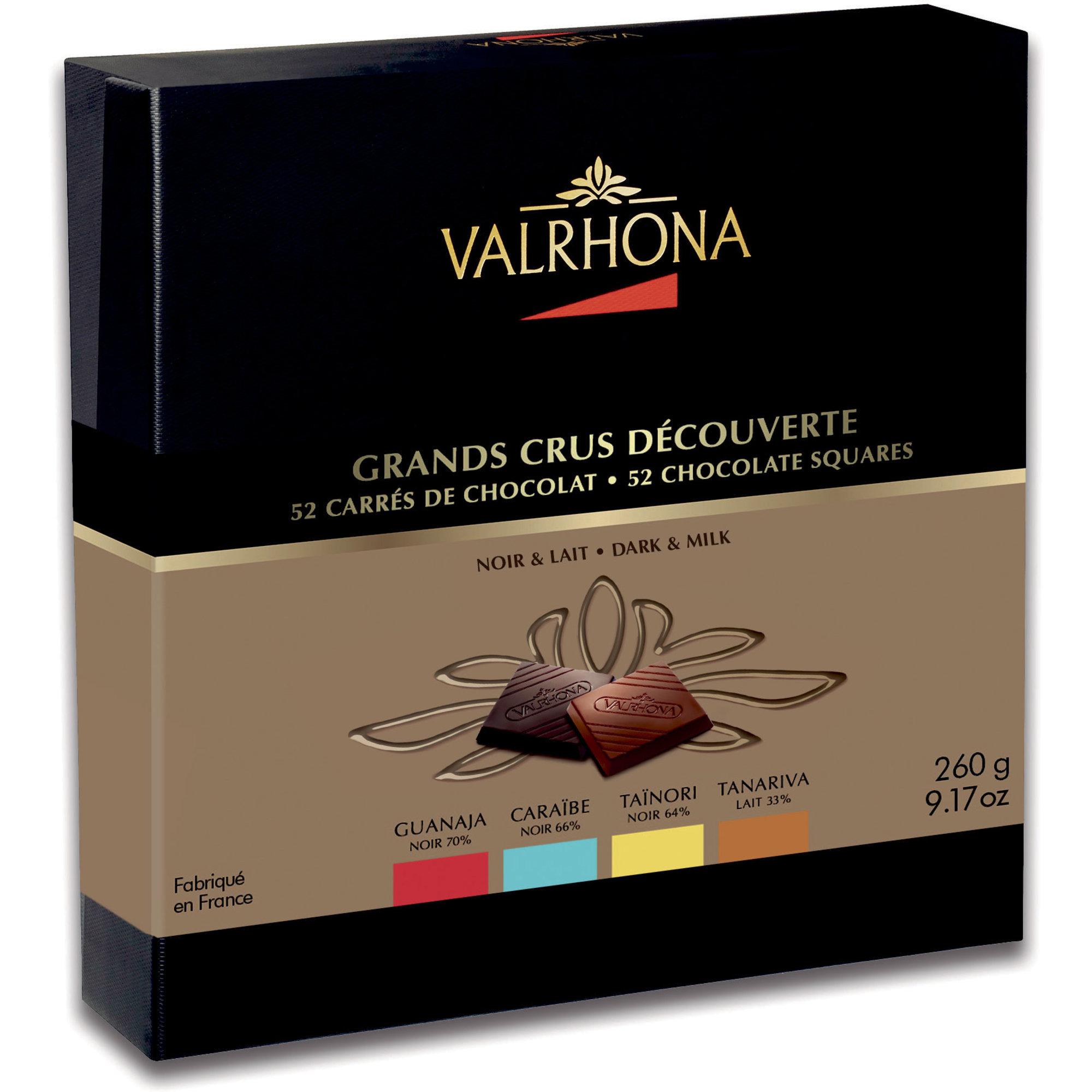 Valrhona Decouvert Choklad 52 st