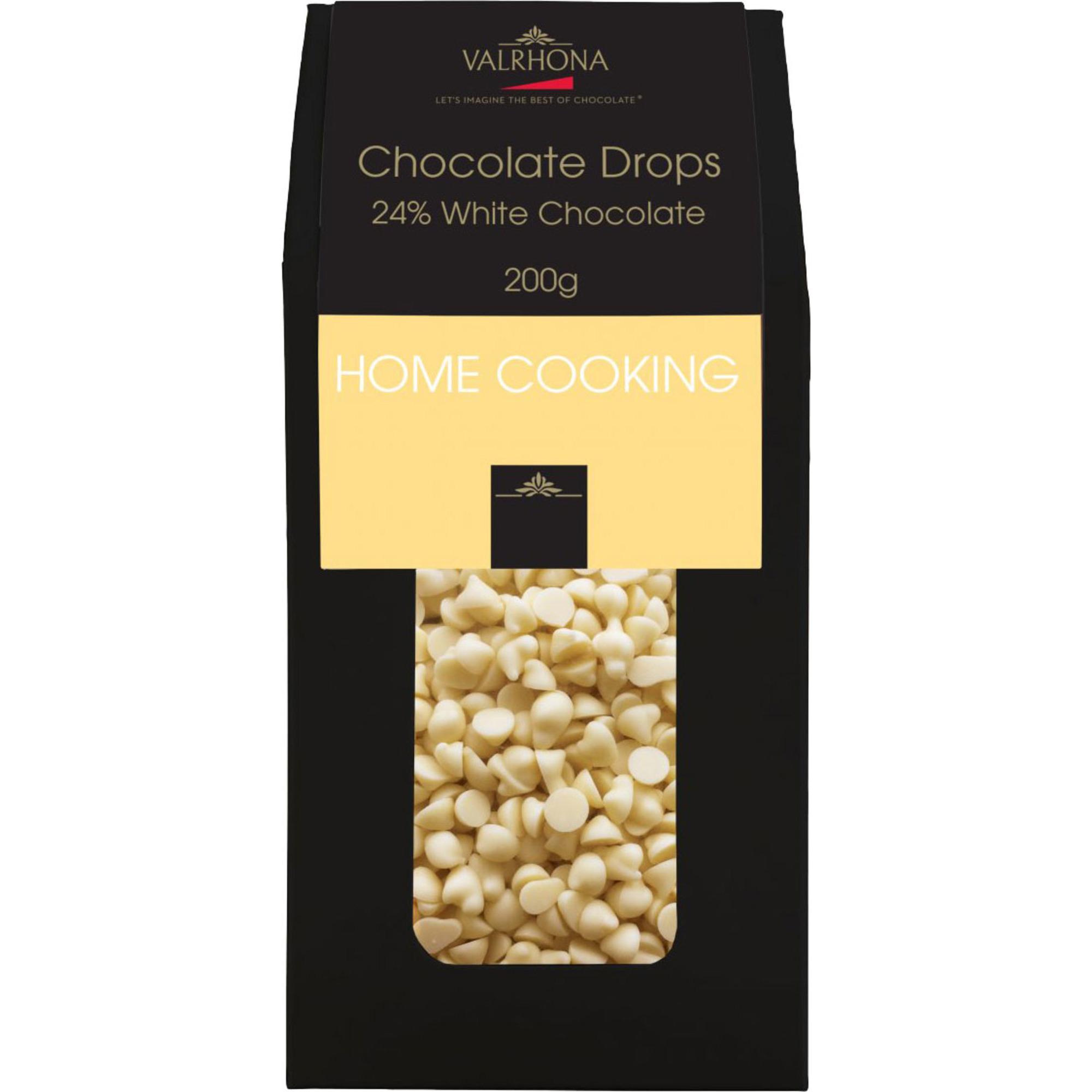Valrhona Vita chokladdroppar 24%