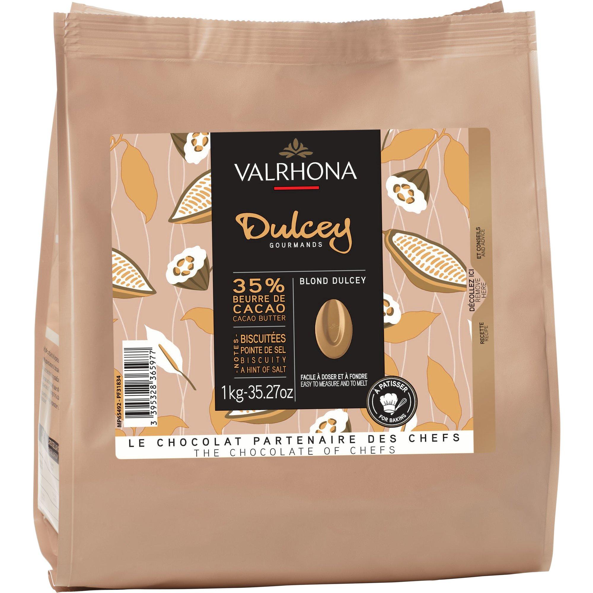 Valrhona Dulcey 35 % 1 kg