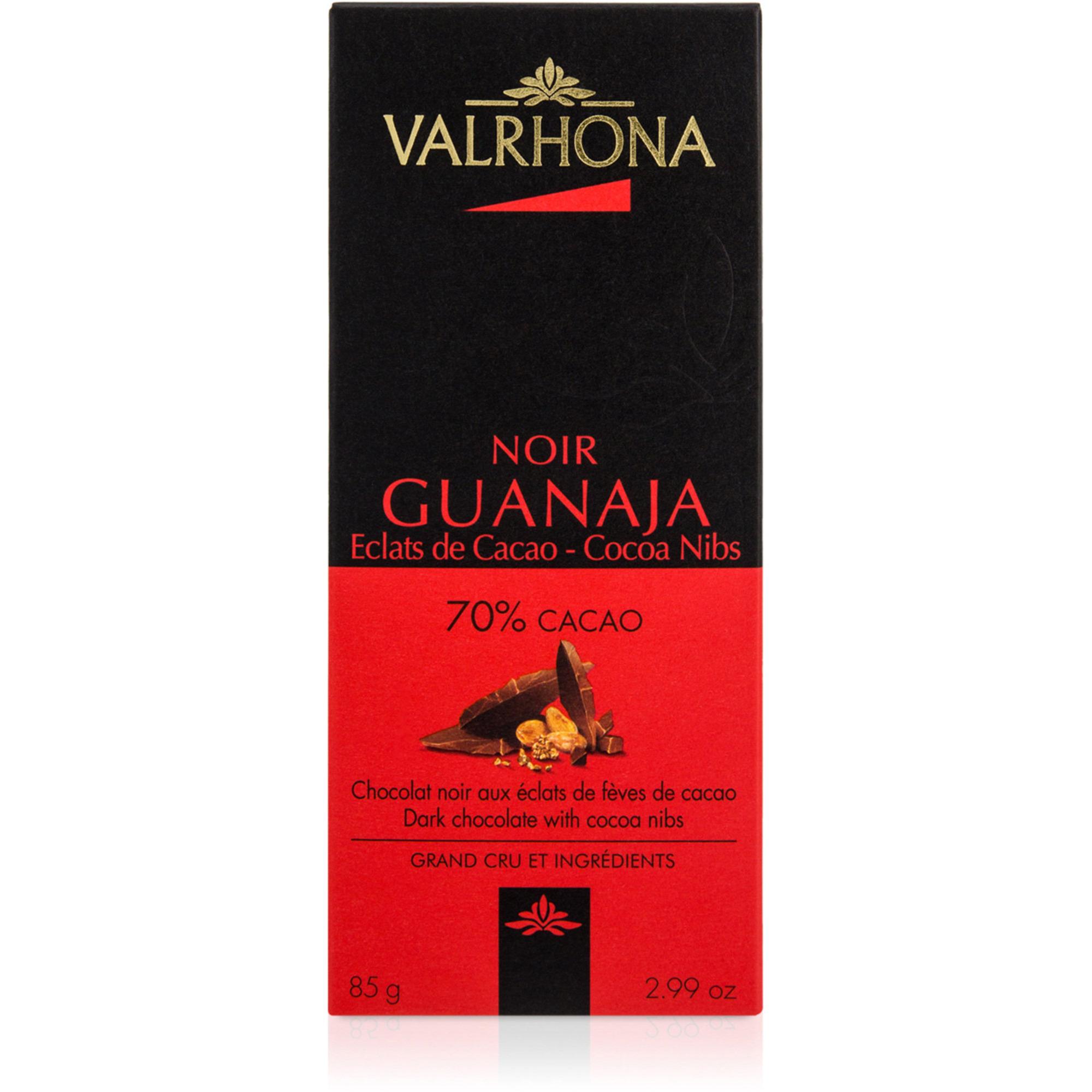 Valrhona Guanaja Cocoa 70% 85g