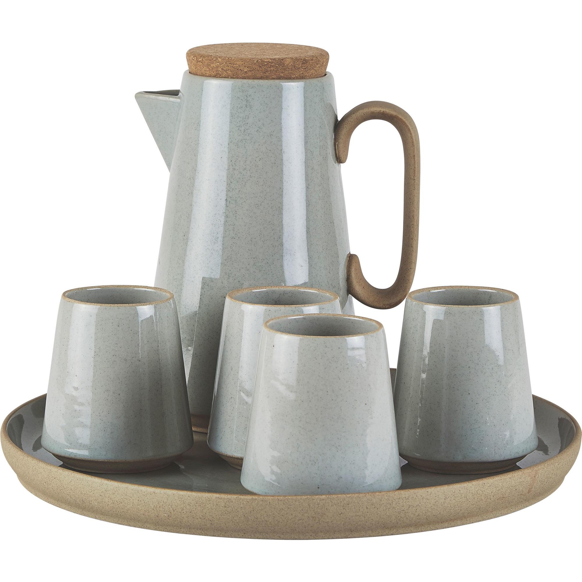 Villa Collection Kaffeset grå