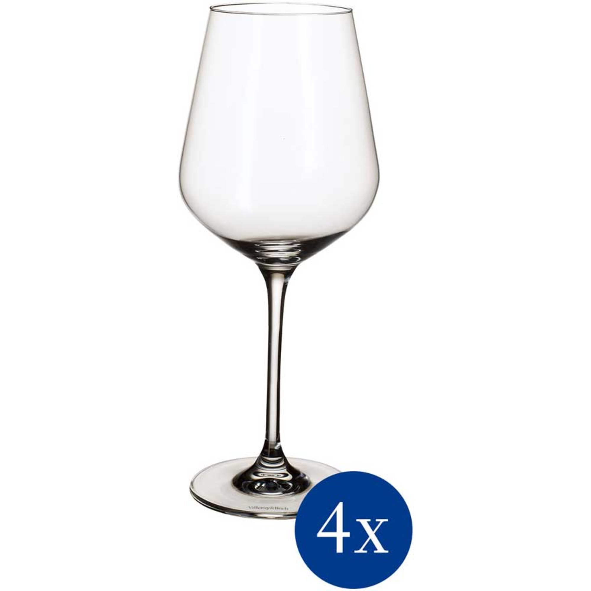 Villeroy & Boch La Divina Bordeauxglas 4-pack
