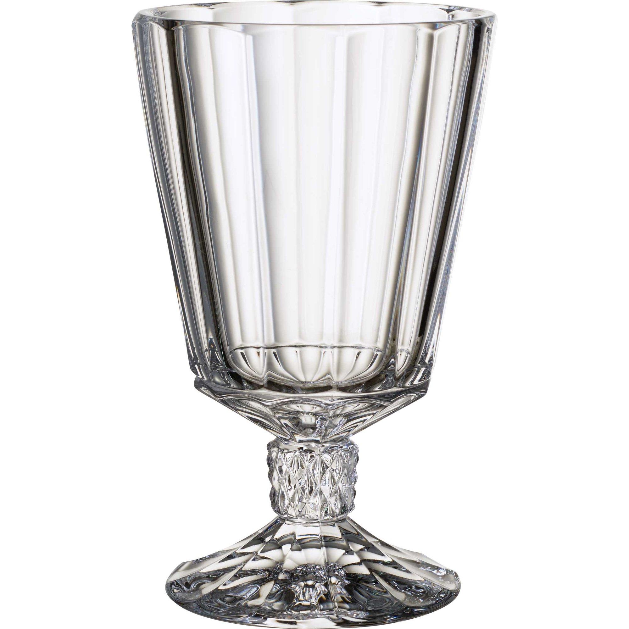 Villeroy & Boch Opera Vattenglas på fot 4-pack
