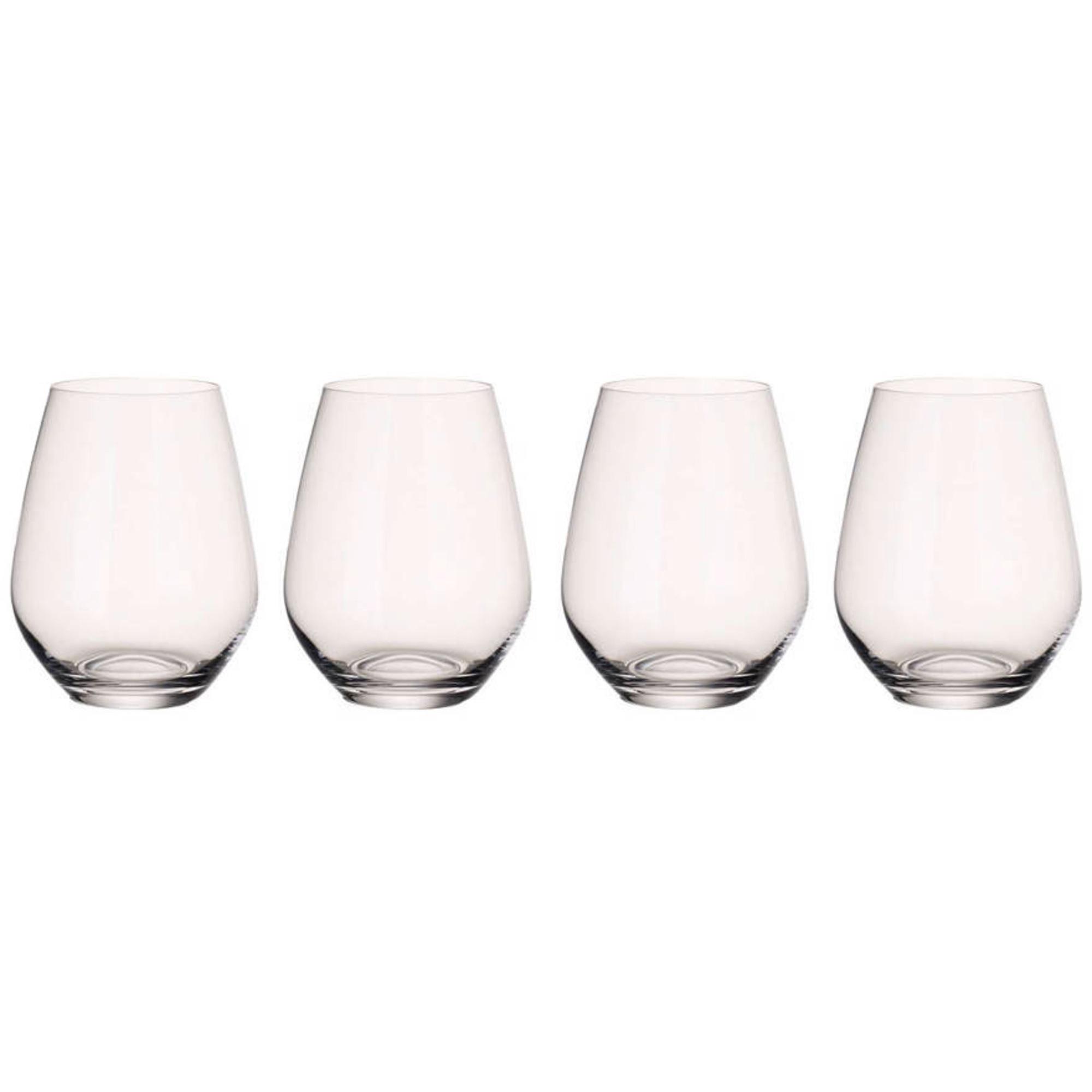 Villeroy & Boch Ovid Vattenglas 4-pack