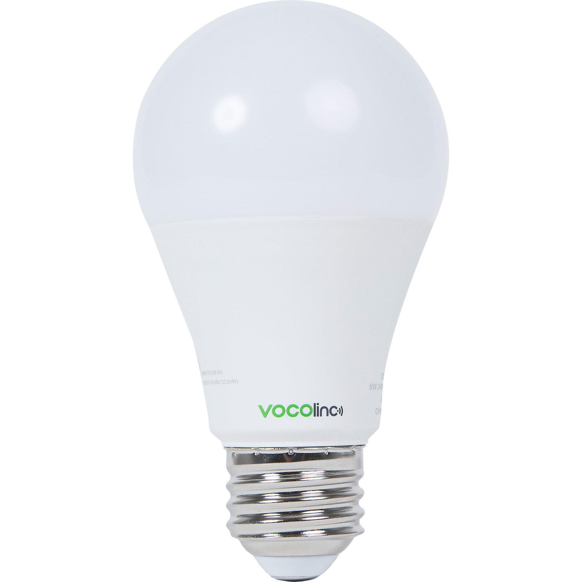 VOCOlinc Smart WiFi Glödlampa (E27) 50W