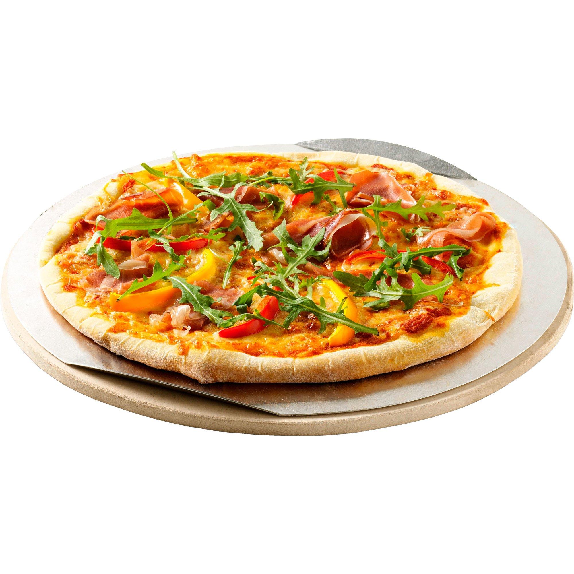Weber Pizzasten original inkl. rund bakplåt 26 cm