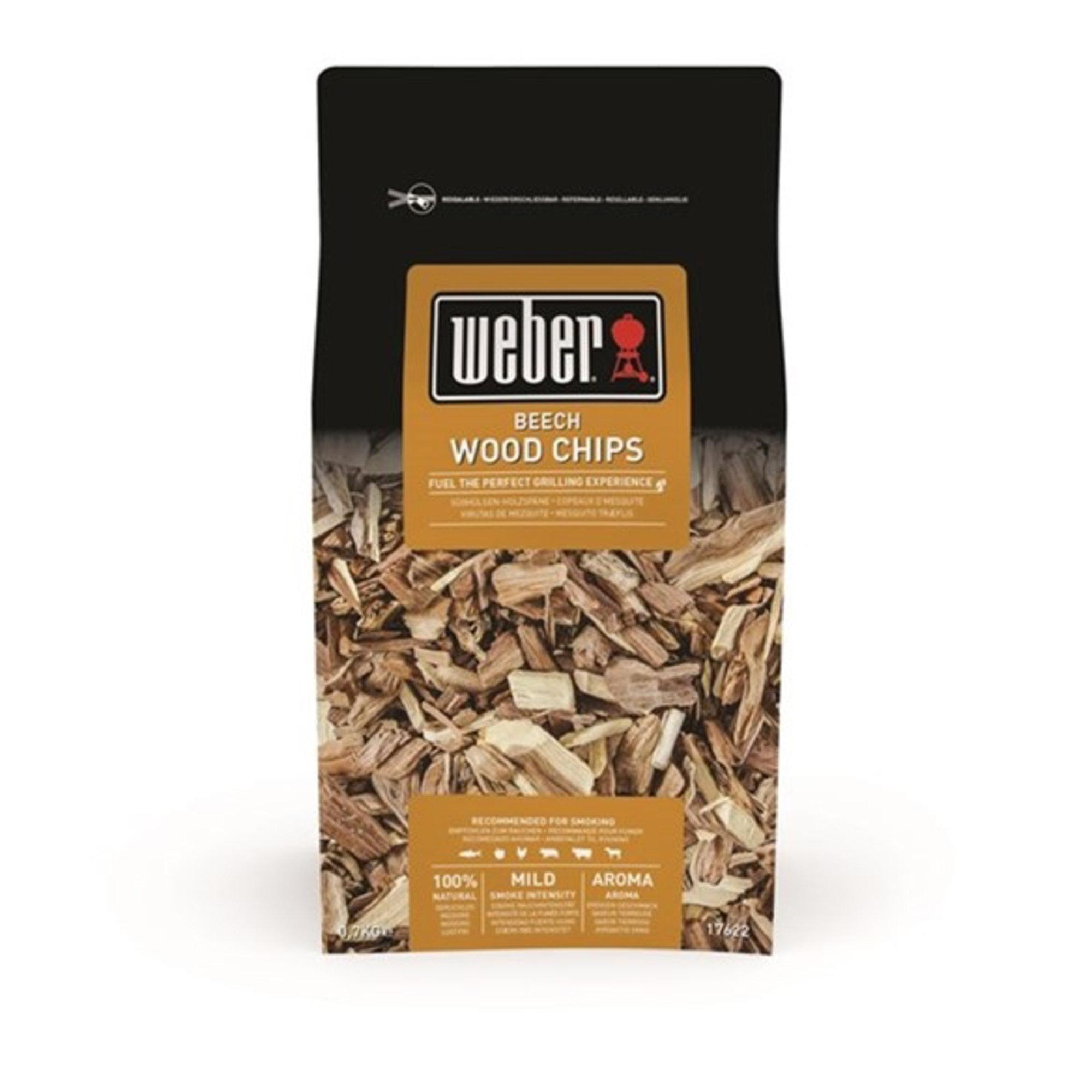 Weber Smoking Wood Chips – Bok