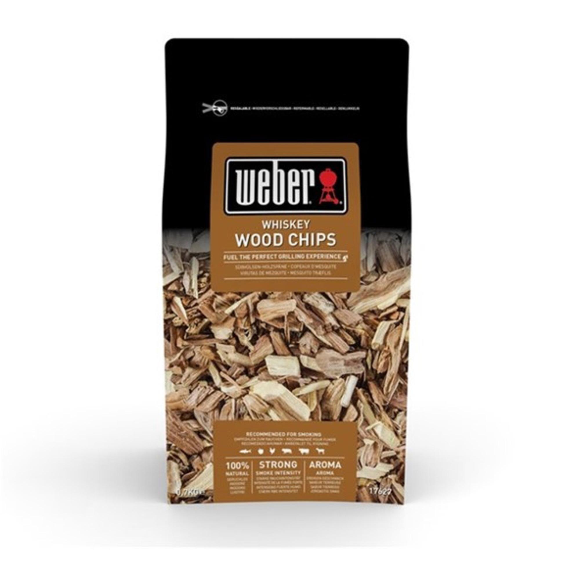 Weber Smoking Wood Chips – Whisky
