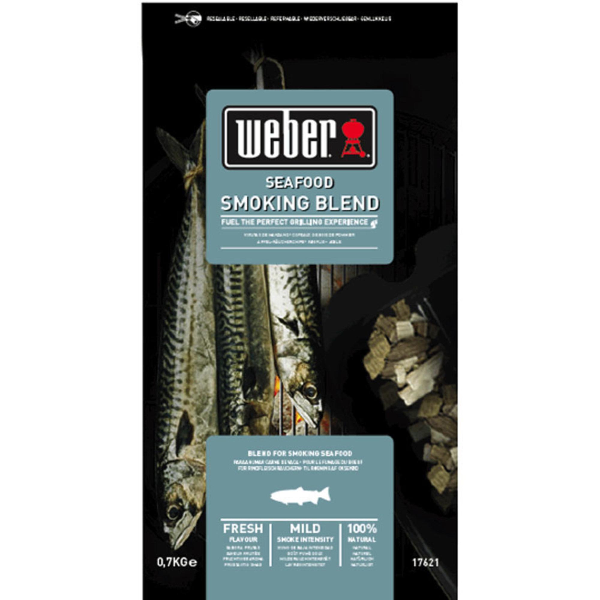 Weber Smoking Wood Chips Seafood Fisk & Skaldjur
