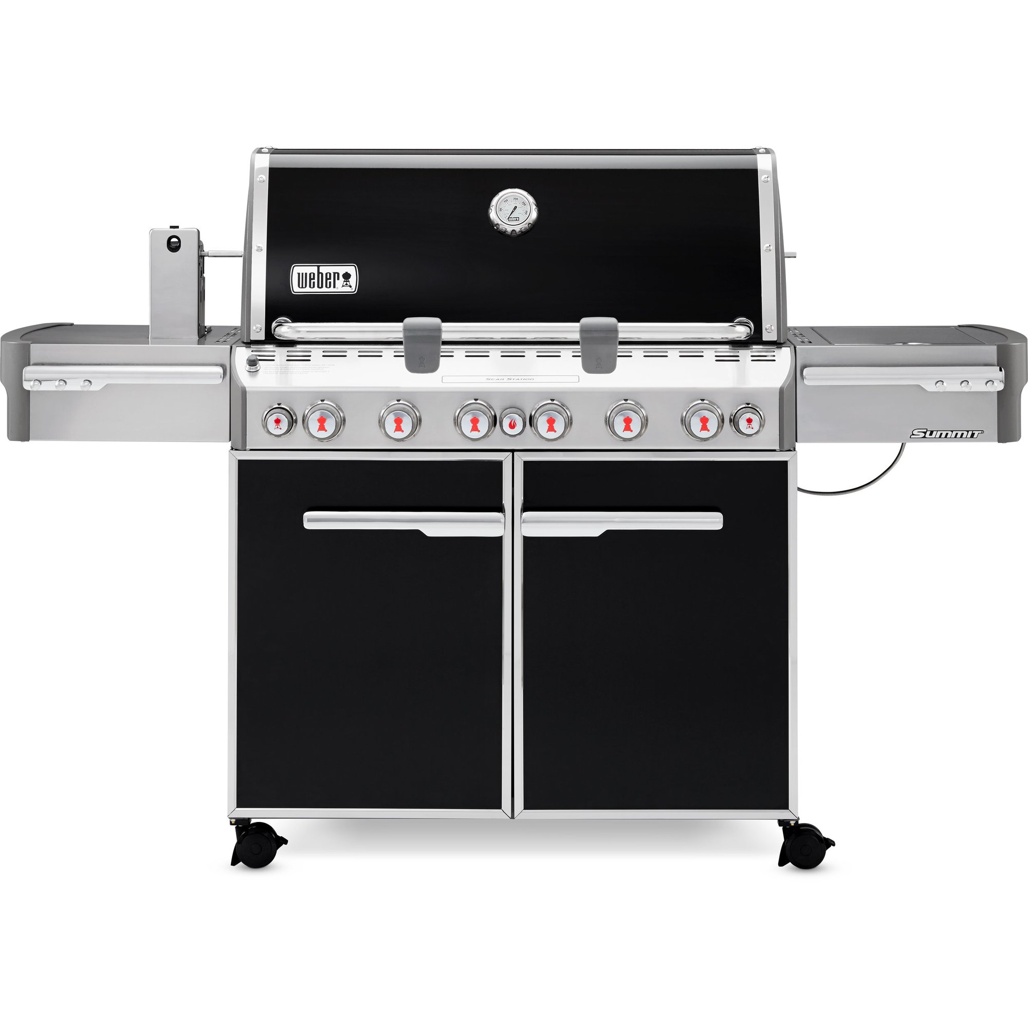 Weber Summit E-670 Gasolgrill