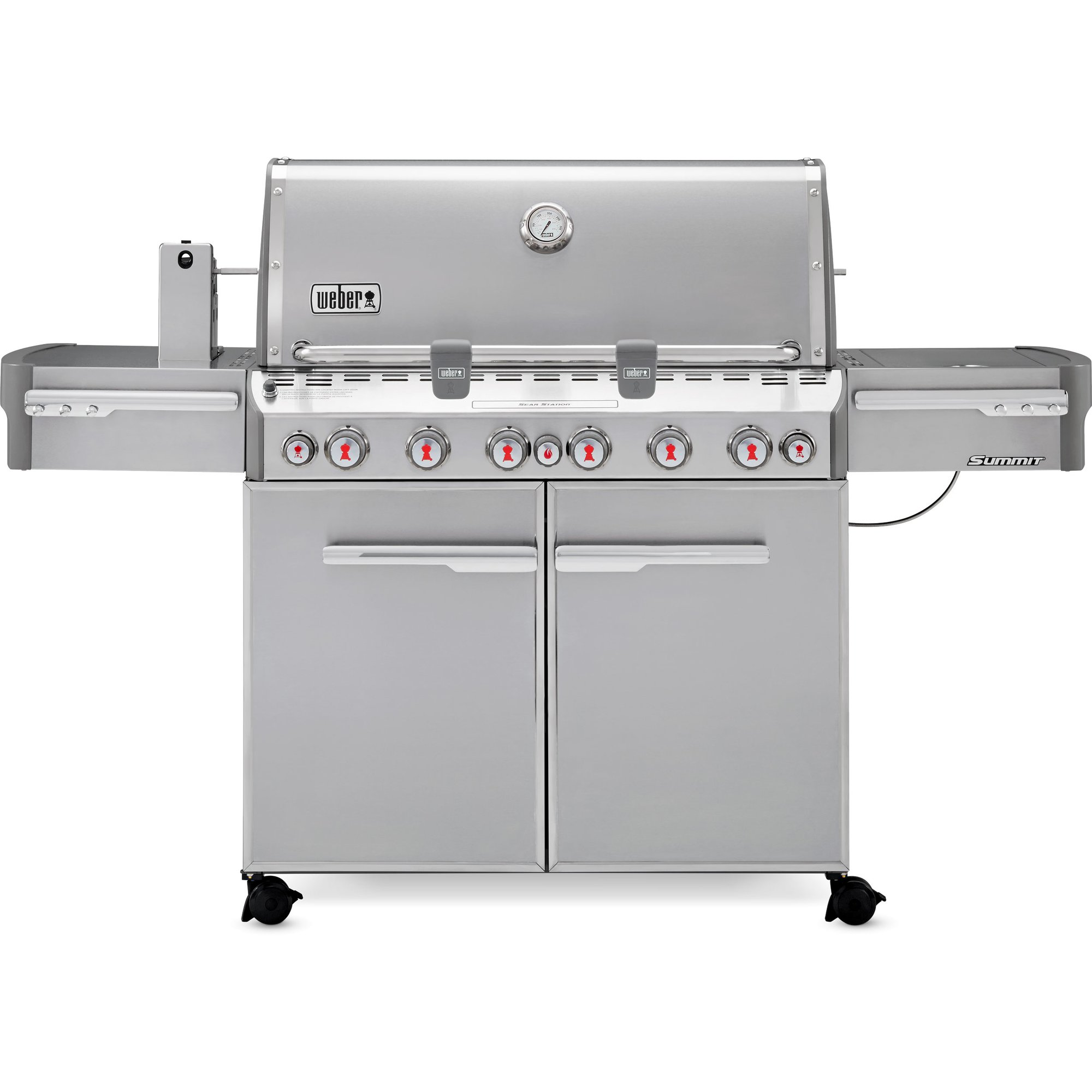 Weber Gasolgrill Summit S-670