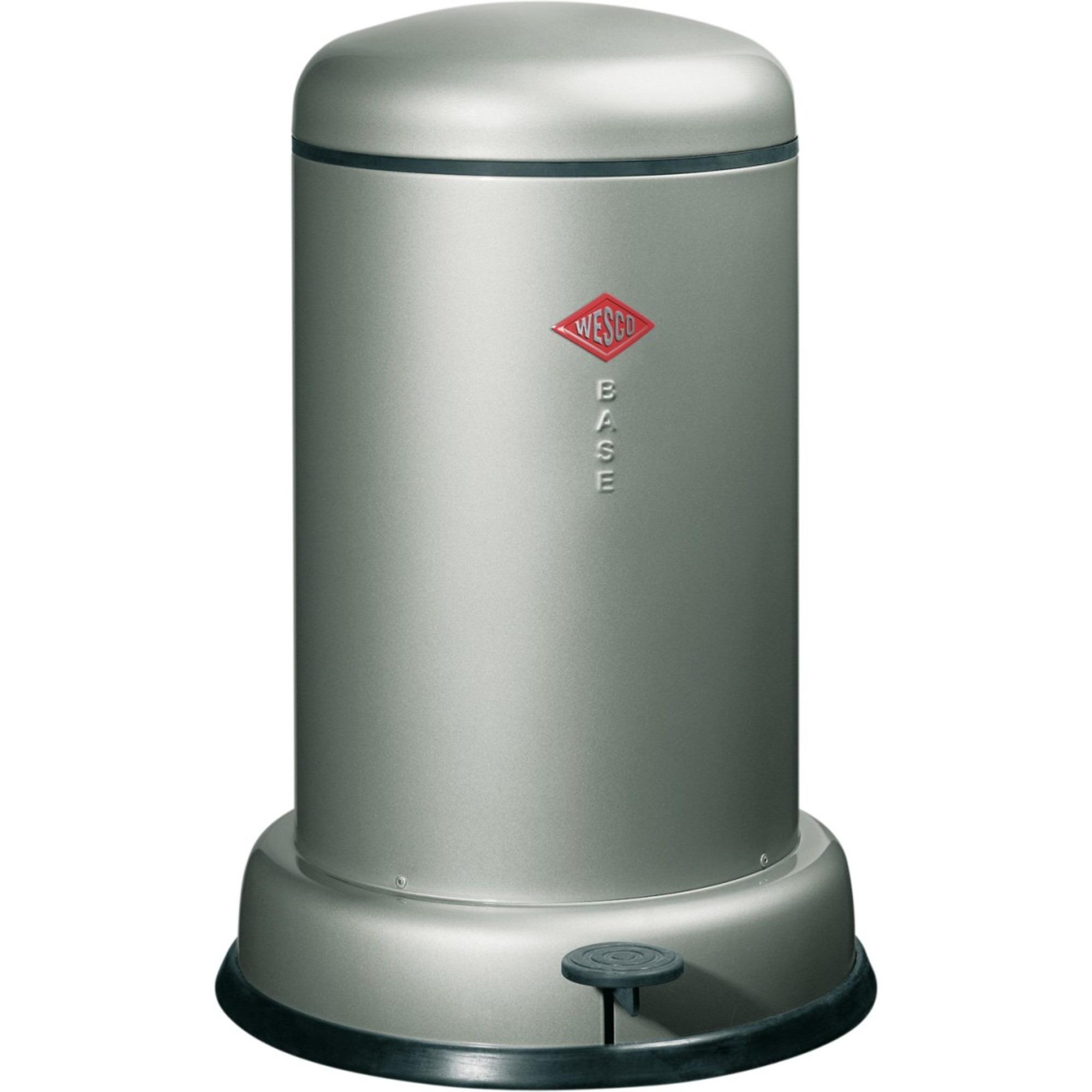 Wesco 15 liter Baseboy Ljusgrå