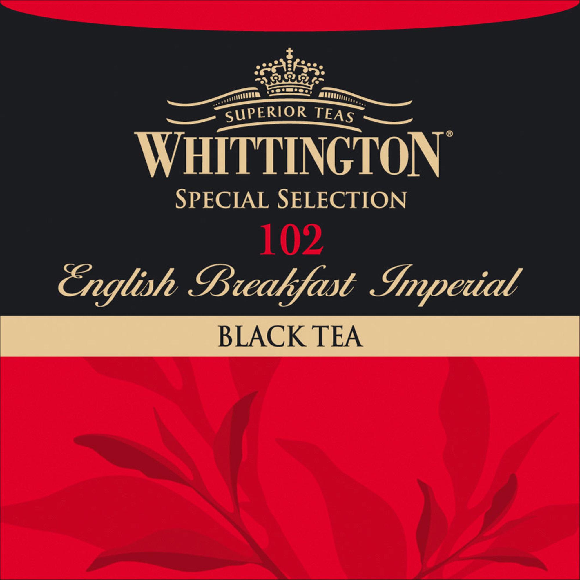 Whittington English Breakfast Imperial te